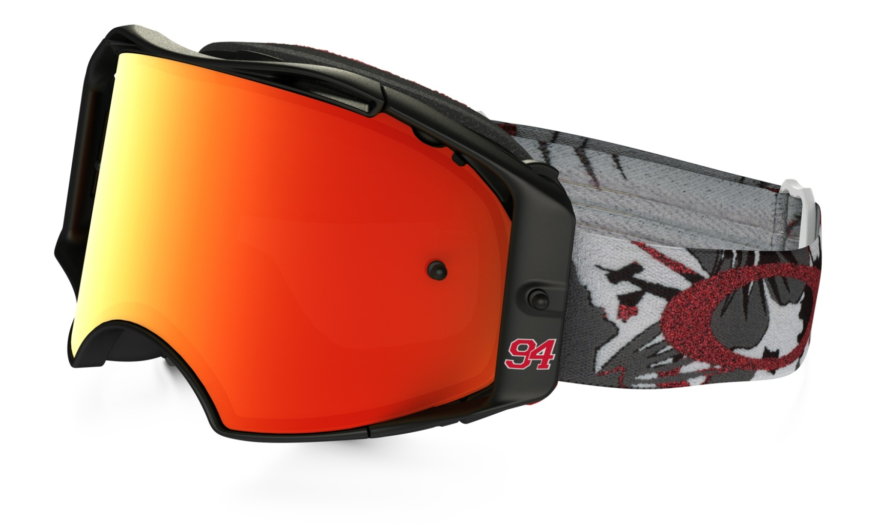 Oakley MX KROC94 Signature w/Fire Irid-30
