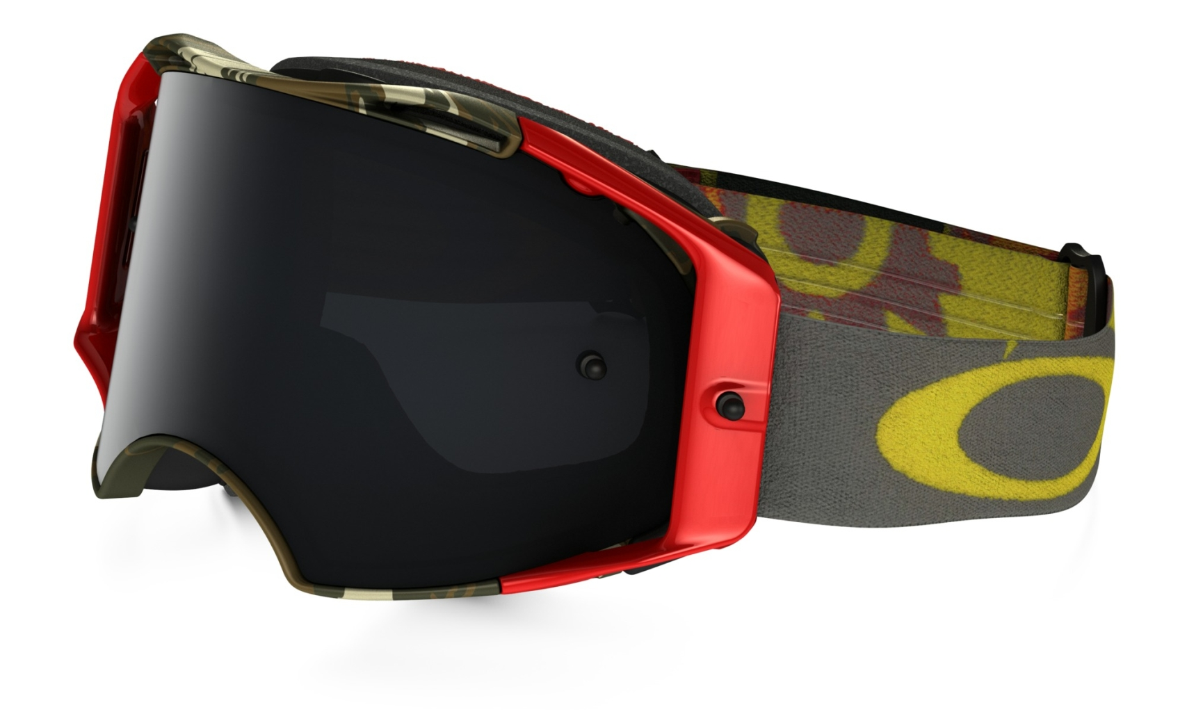 Oakley Airbrake Mx Flight Series Scorpions w/DarkGrey-30