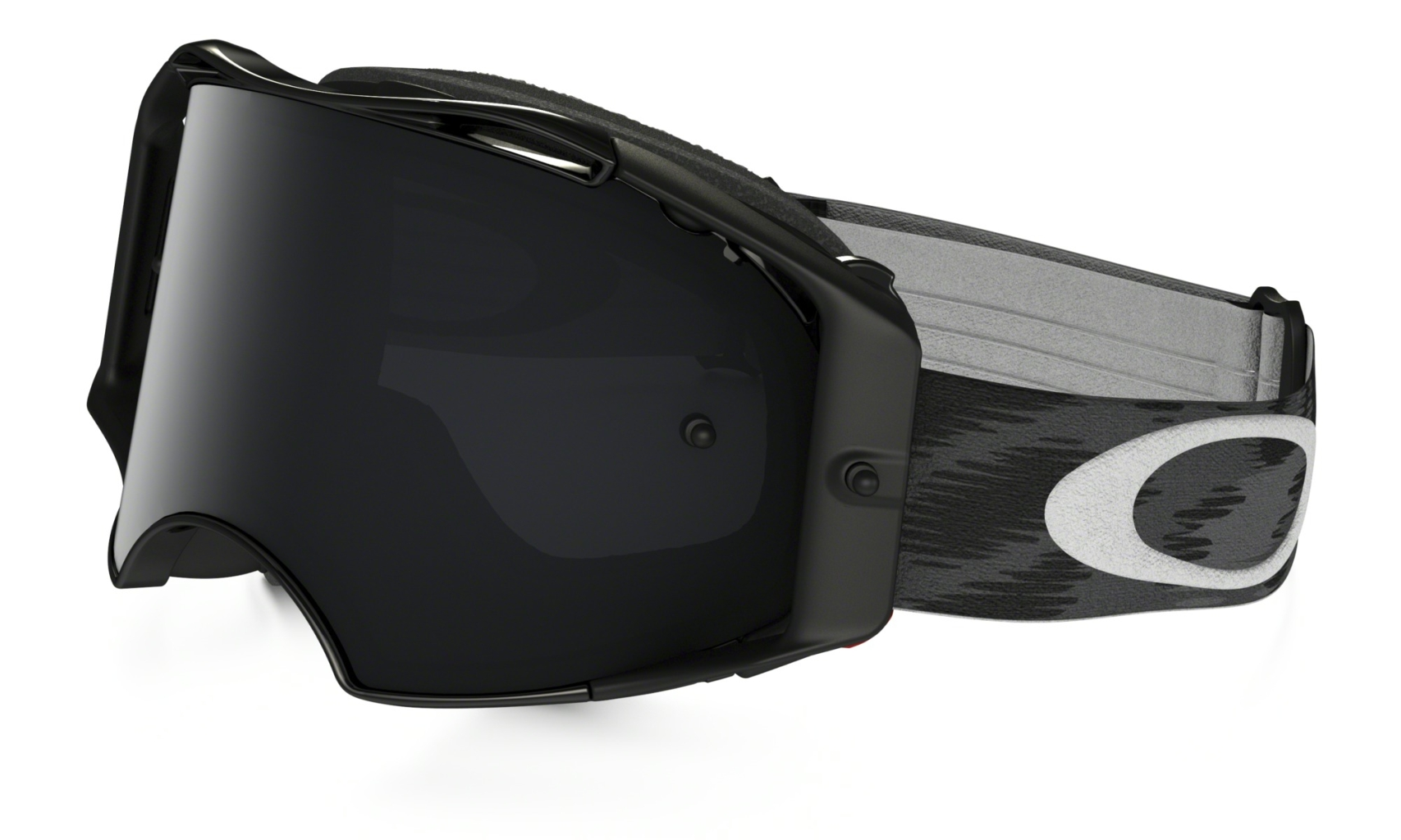 Oakley MX Jet Black Speed w/Dark Grey-30