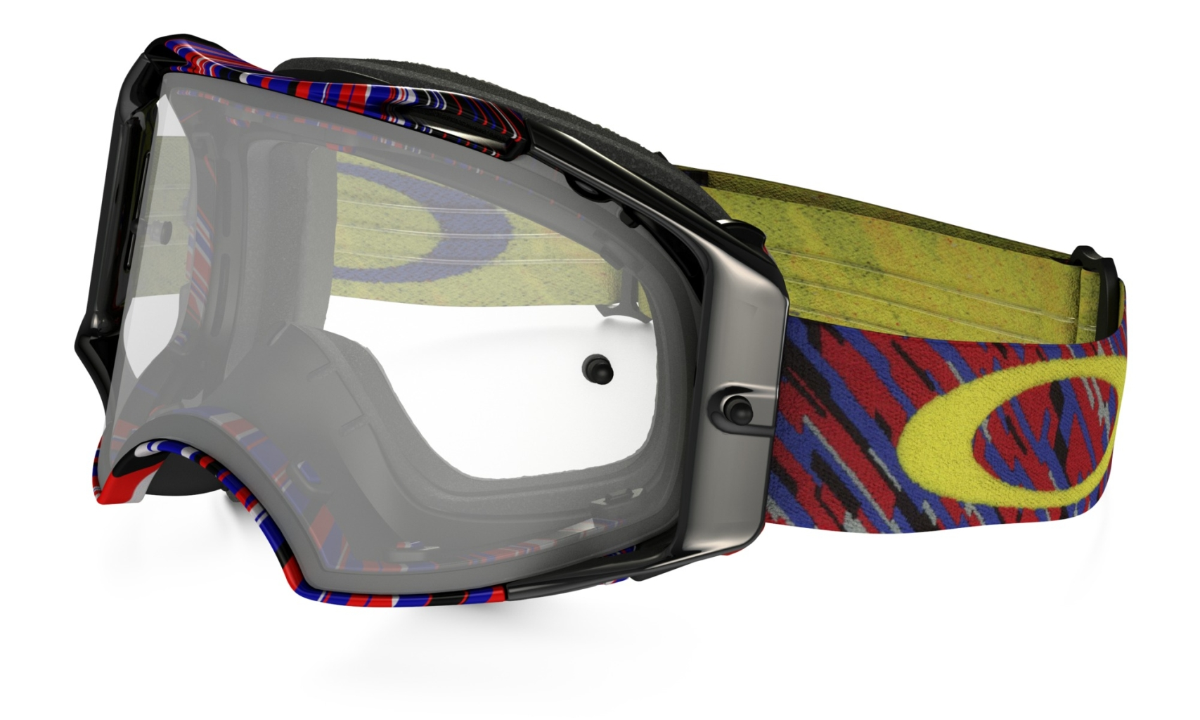 Oakley MX Rain of Terror RB w/Clear-30