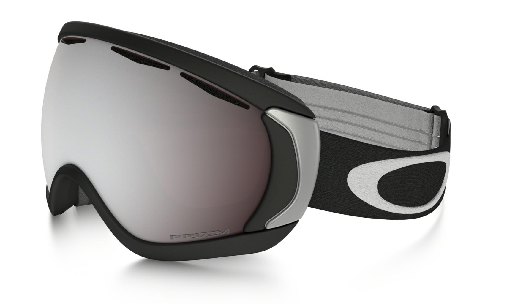Oakley Canopy Matte Black w/ Black Irid-30