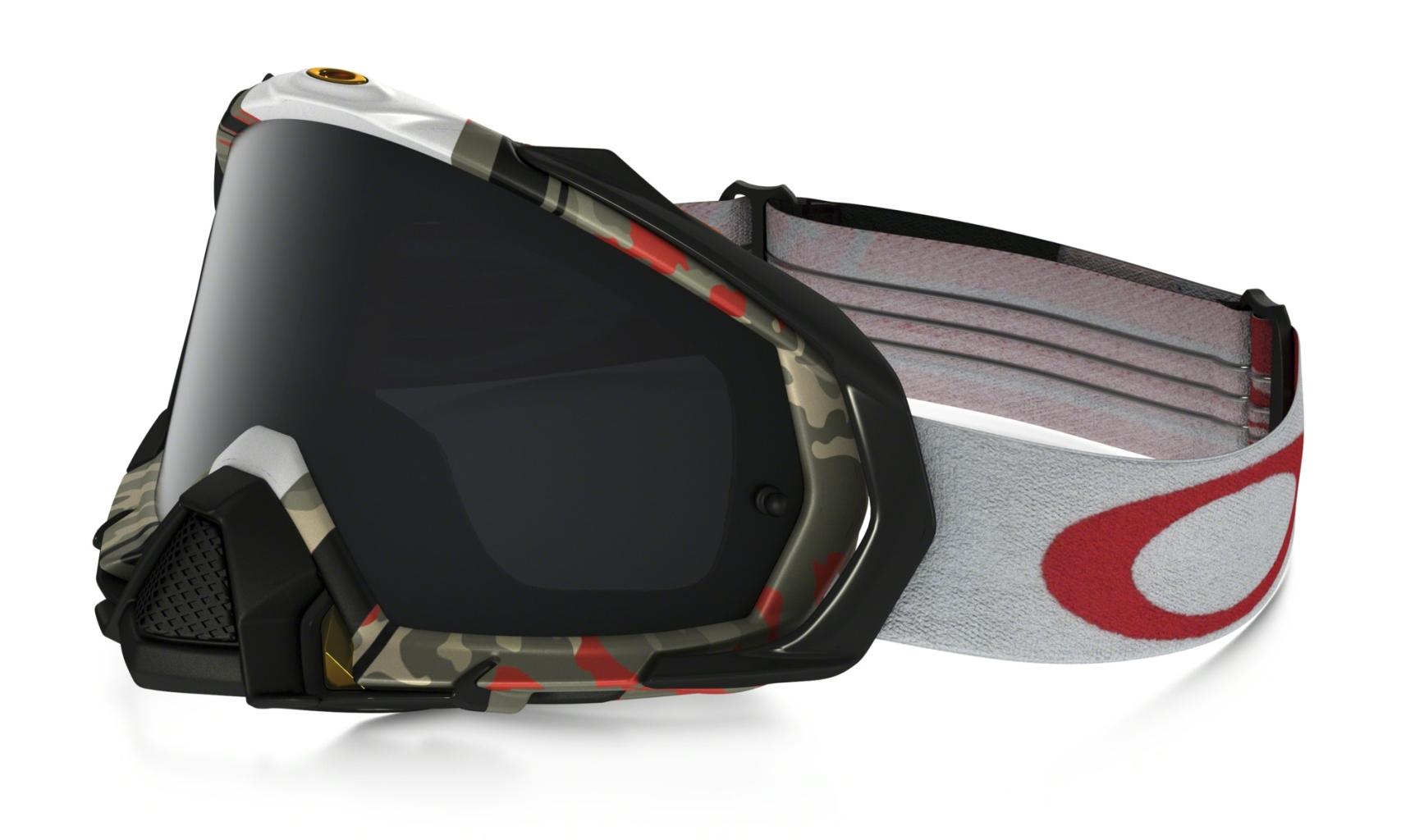 Oakley Mayhem Pro MX FS WolfPack w/DarkGrey-30
