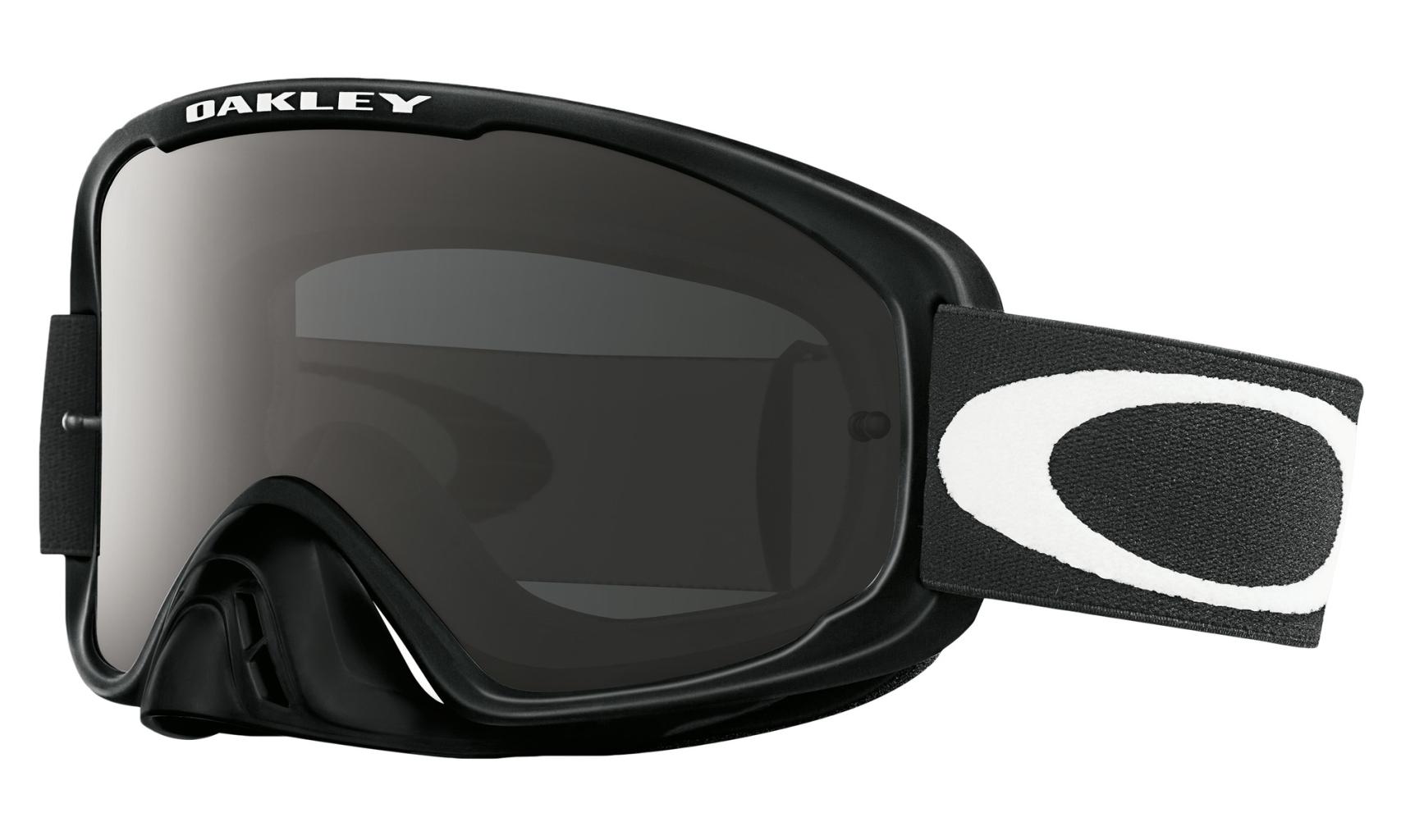 Oakley O2 MX Jet Black Sand w/Dk.Grey&Clear-30