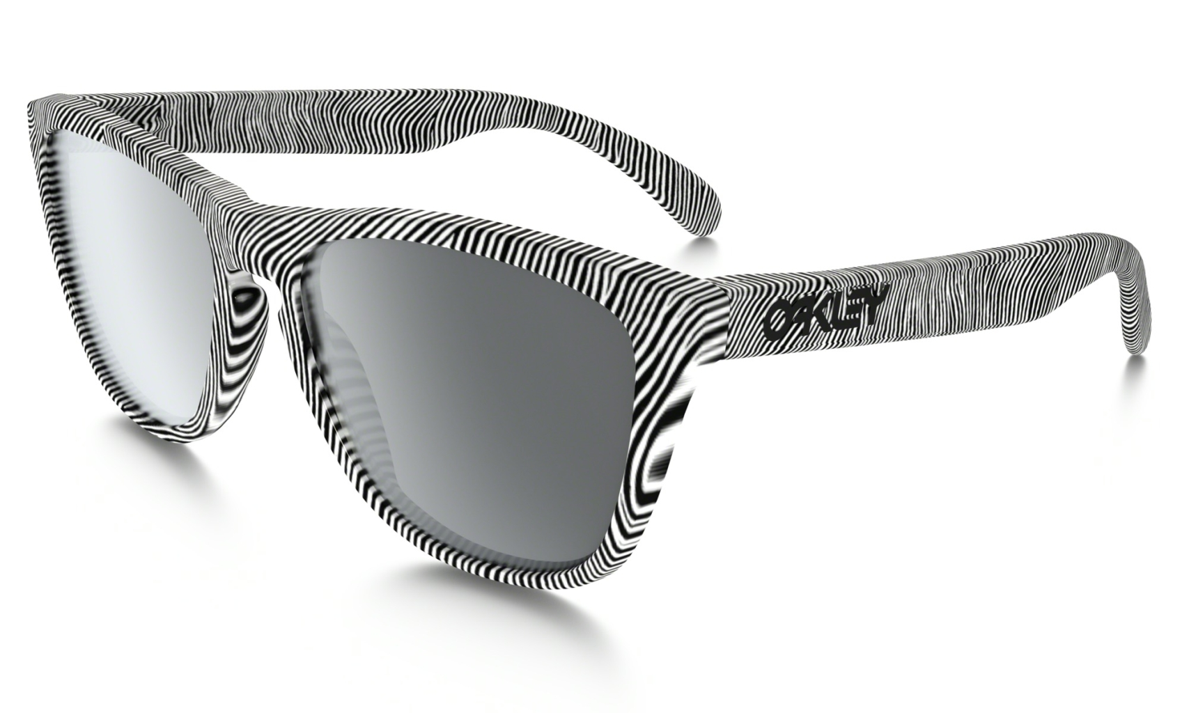 Oakley Frogskins BLACK IRIDIUM-30