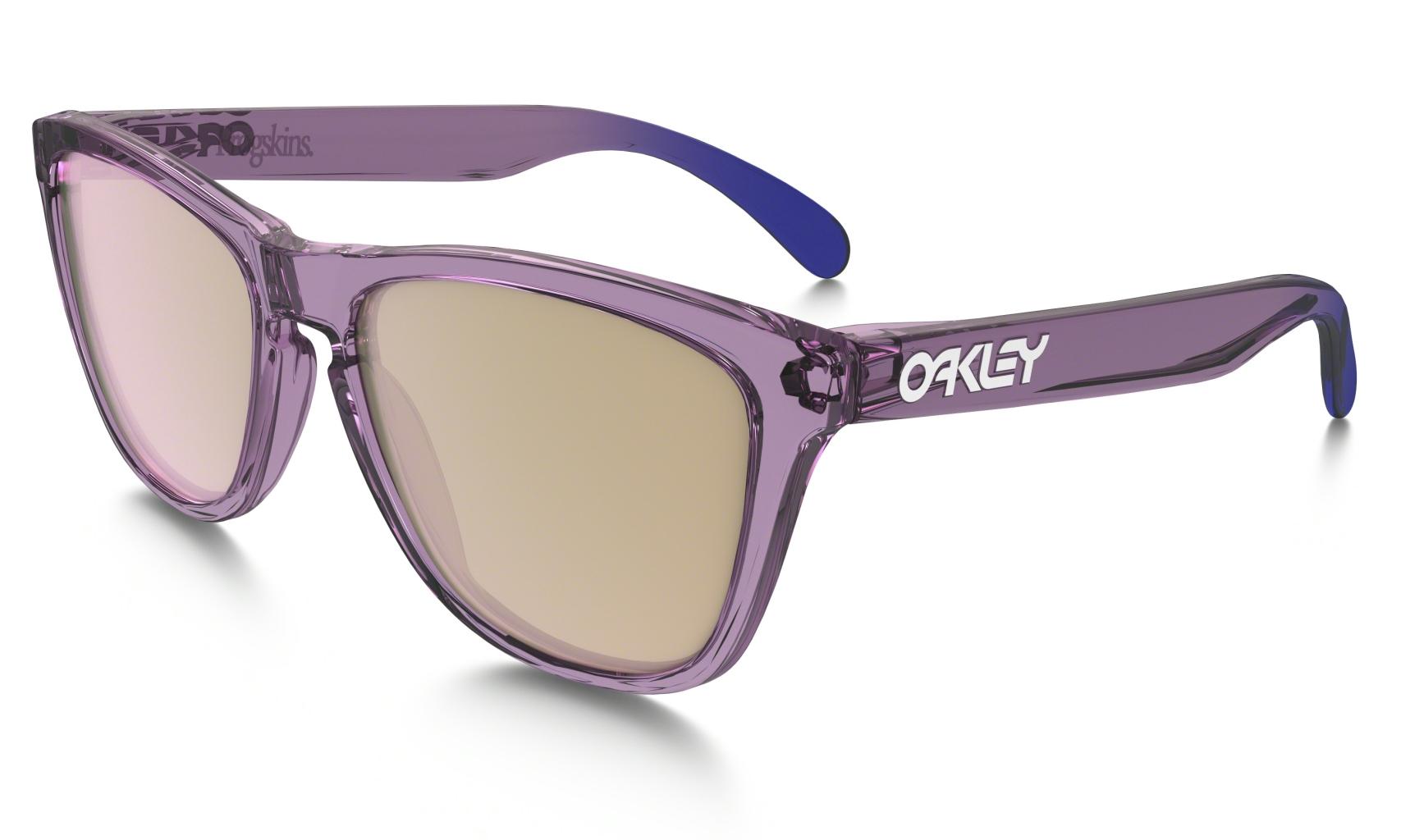 Oakley Frogskin Alpine Glow w/Pink Iri-30