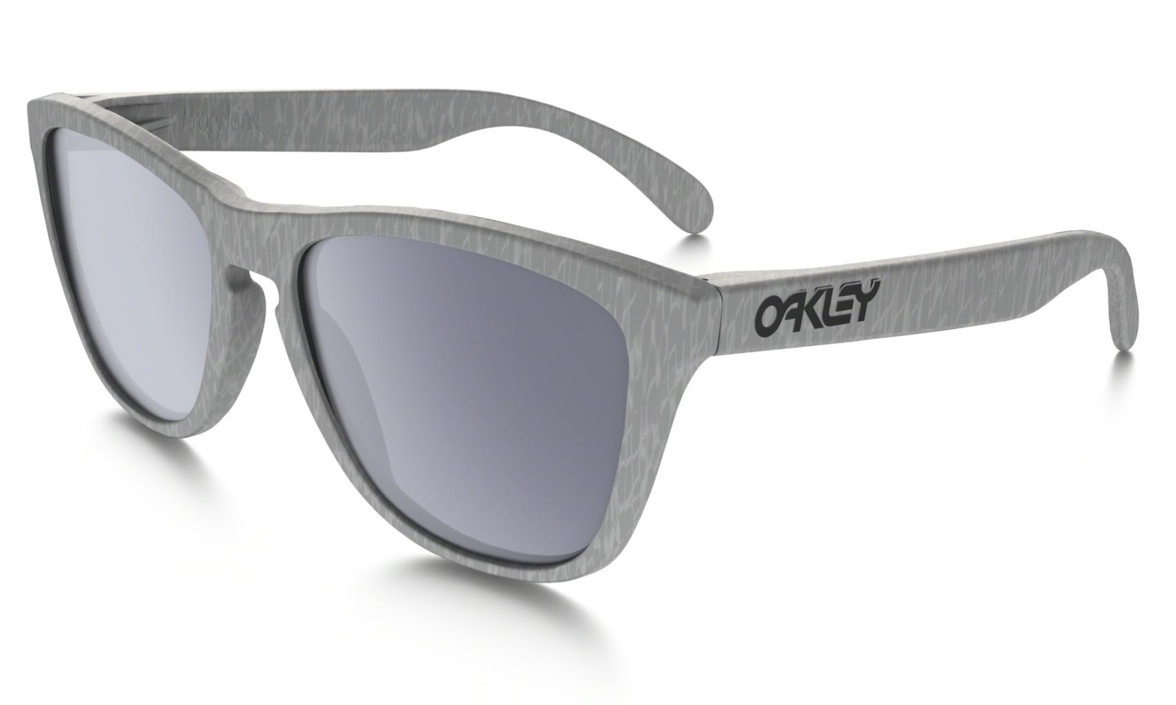 Oakley Frogskins Smoke w/Grey-30