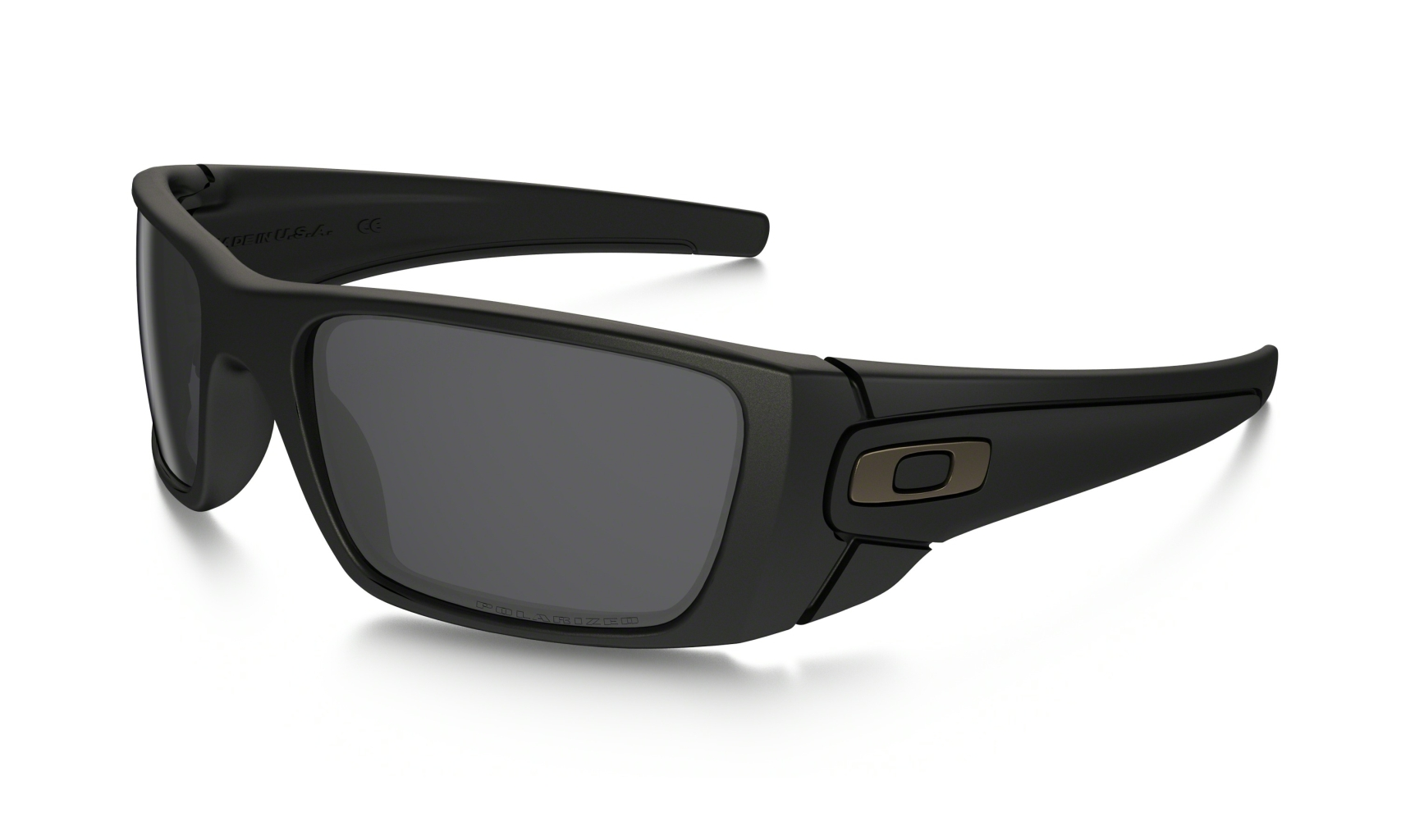 ace880d592 Oakley Ten Polished Black Black Iridium Polarized Oo9128 05 ...