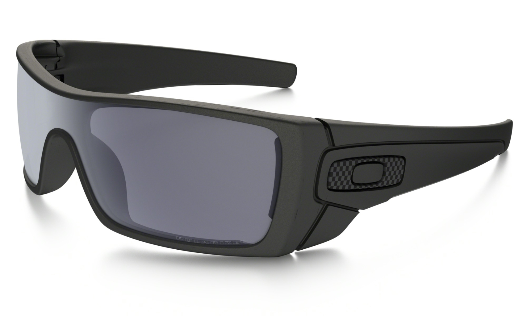 Oakley Batwolf Matte Black w/Grey Polarized-30