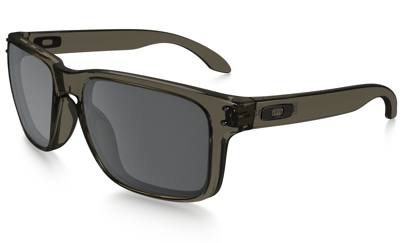 Oakley Holbrook Grey Smoke w/ Black Iridium-30