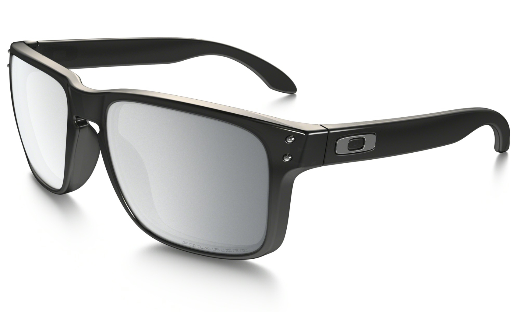 Oakley Holbrook Black Ink w/Chrome Irid Pol-30