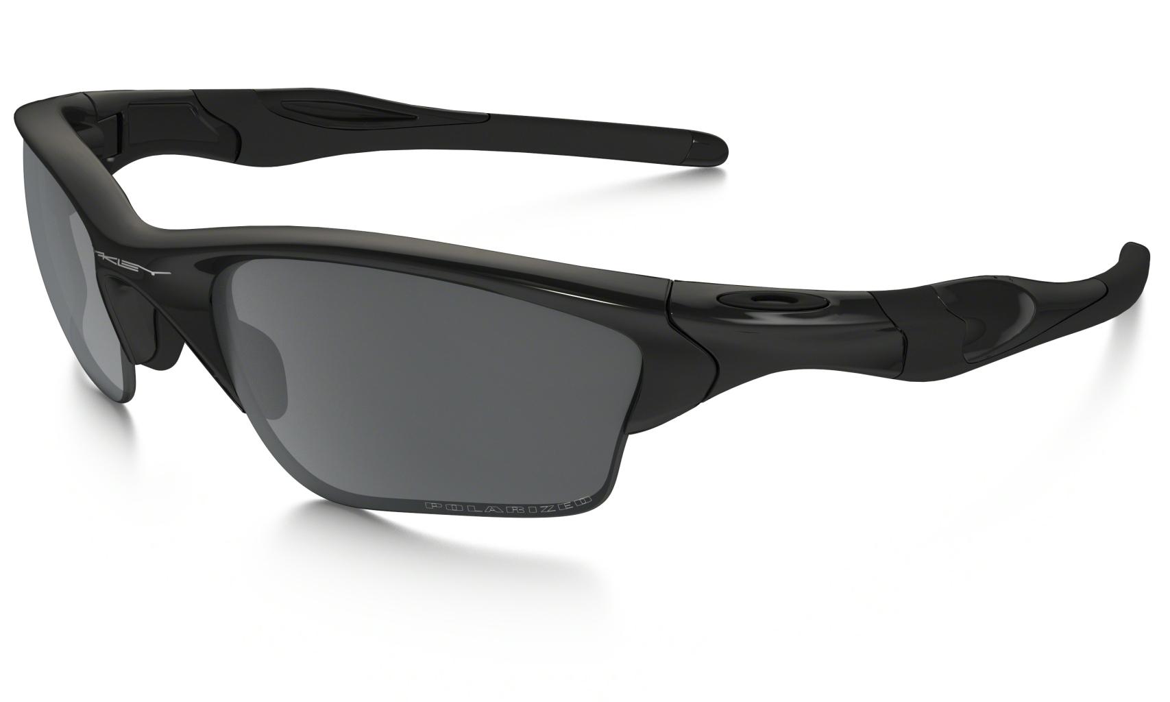 Oakley Half Jacket 2.0 Xl Pol Blk w/BlkIridPolr-30