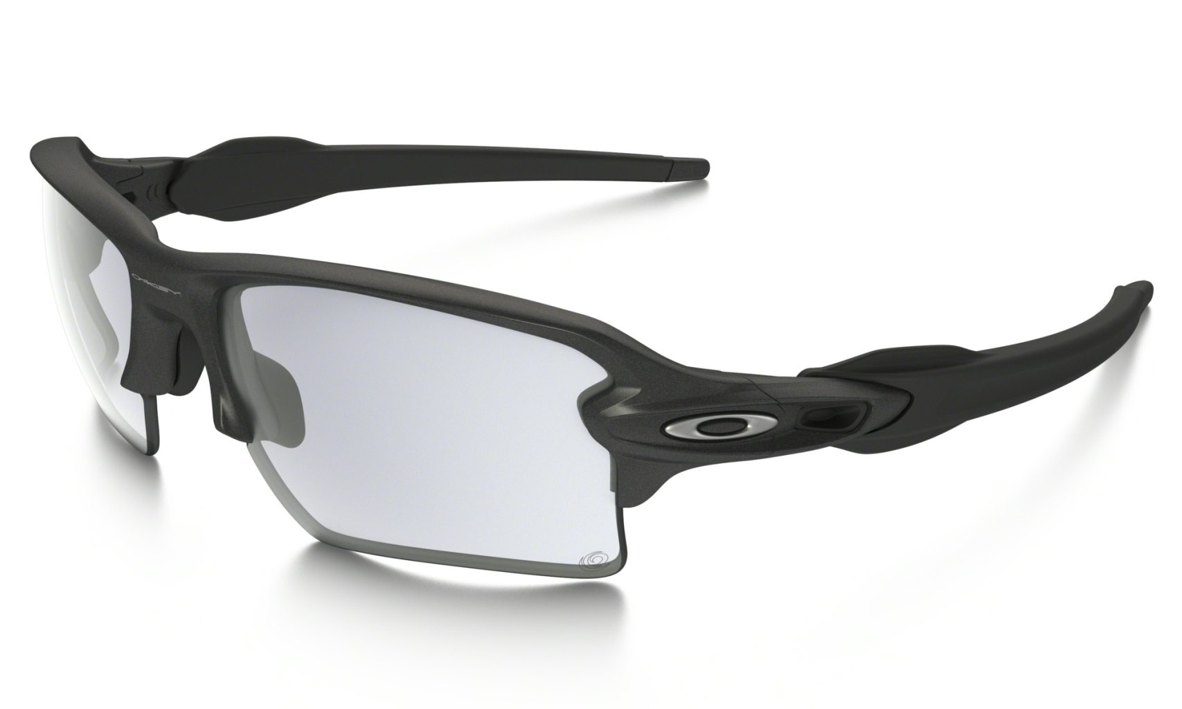 Oakley Flak 2.0 XL Steel w/Clr to Blk Photo-30