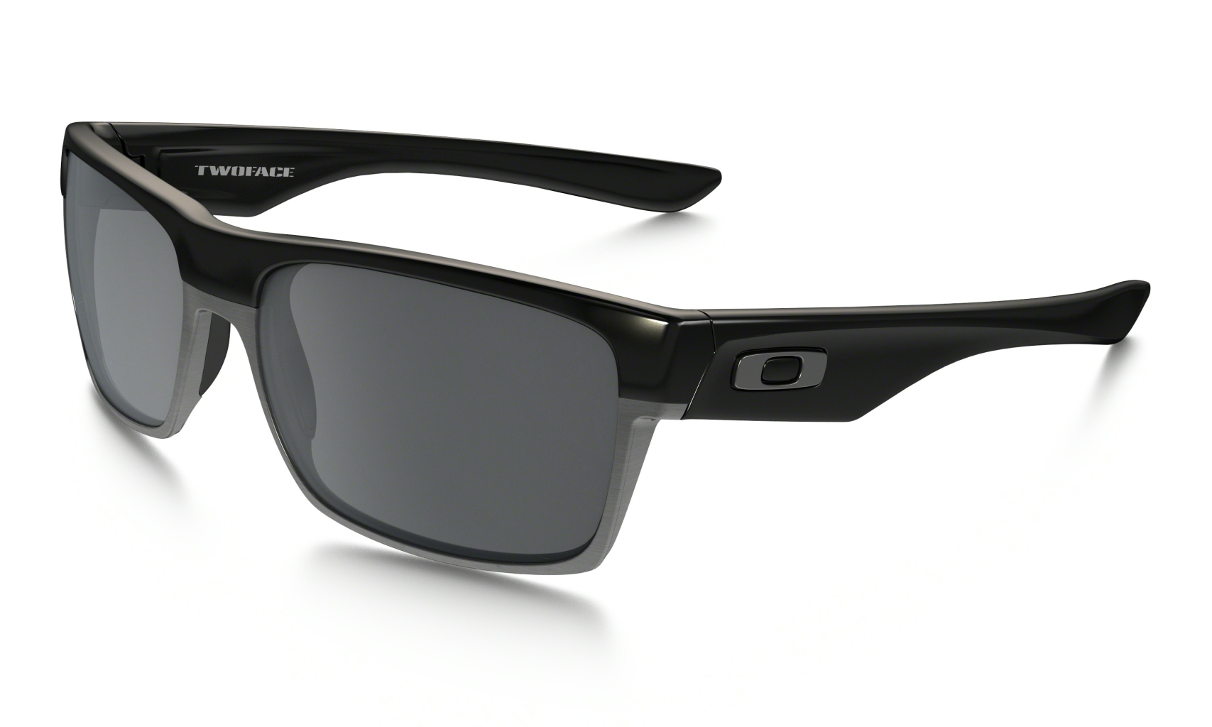 Oakley Two Face Pol Black w/ Black Iridium-30