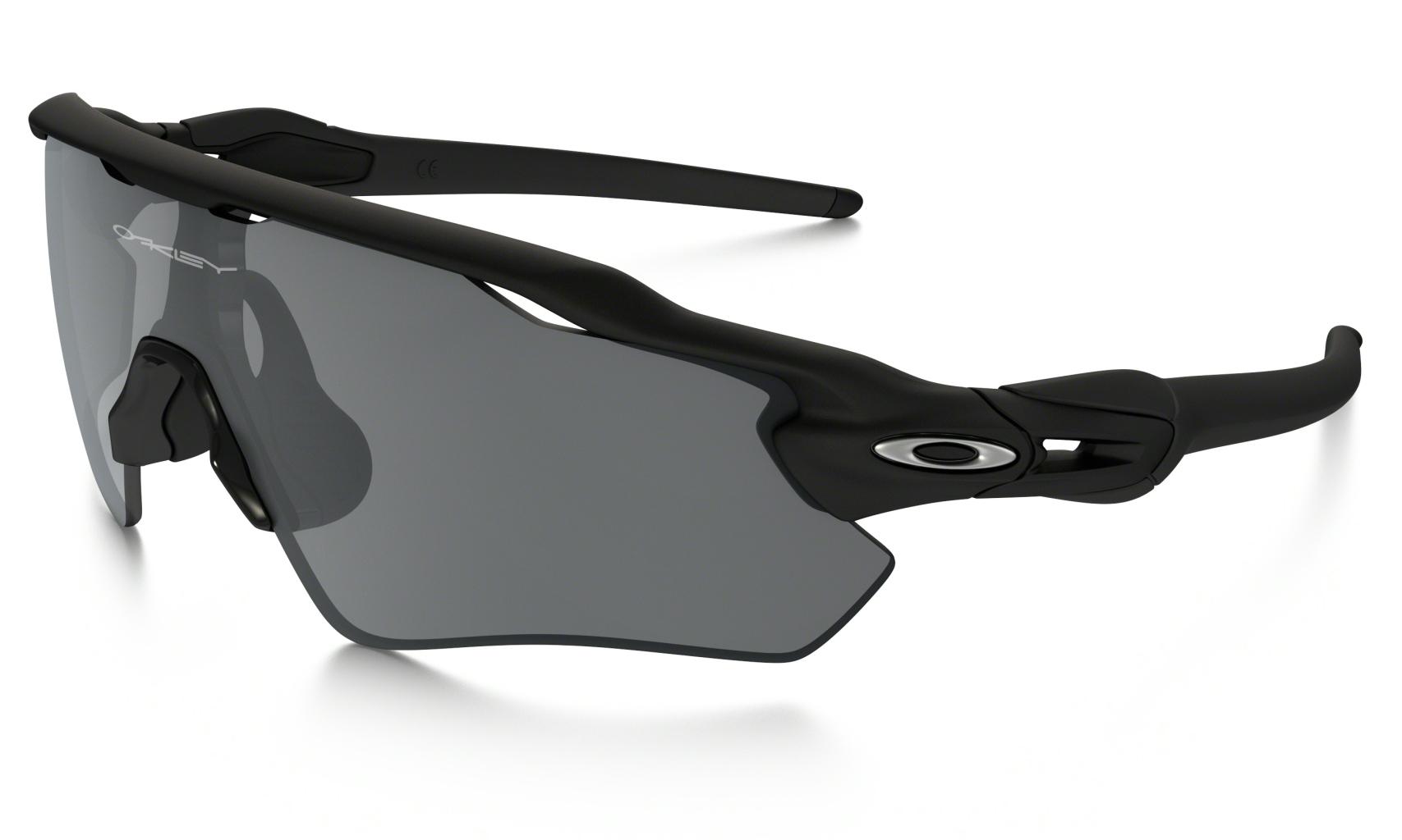 Oakley Path Matte Black w/ Black Irid-30