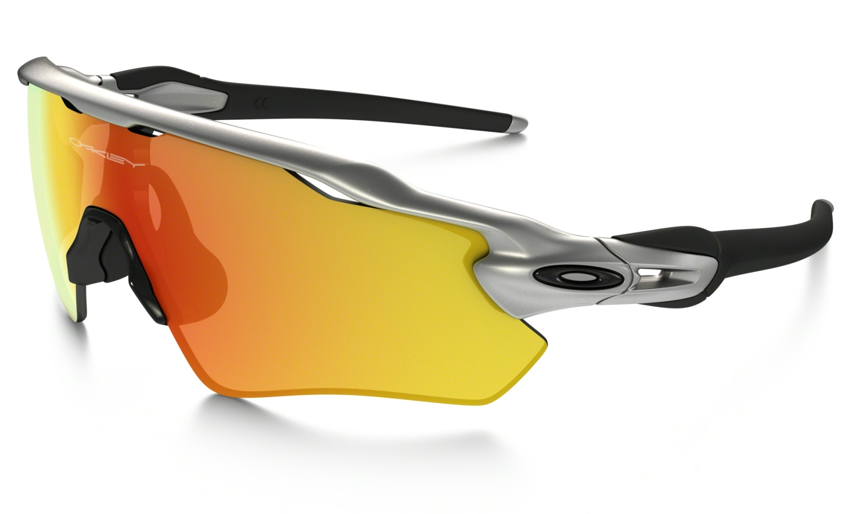 Oakley Path Silver w/ Fire Iridium-30