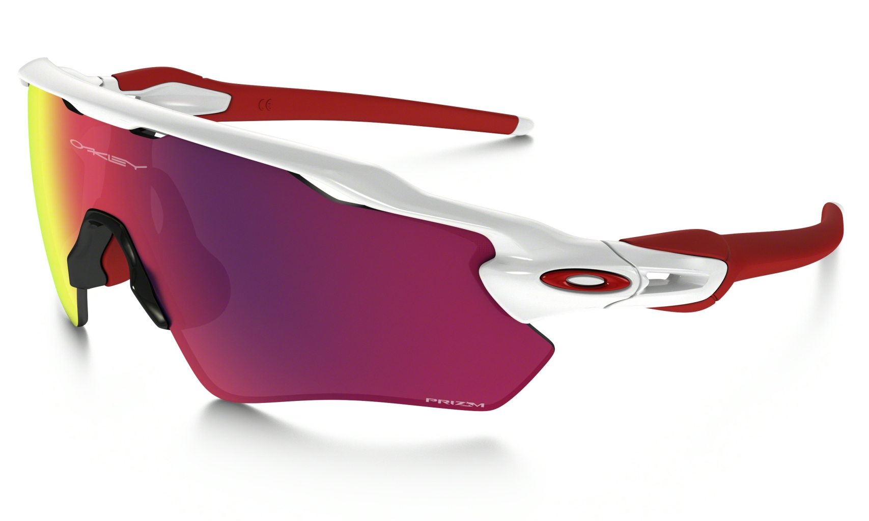 Oakley Path Pol White w/ Road-30