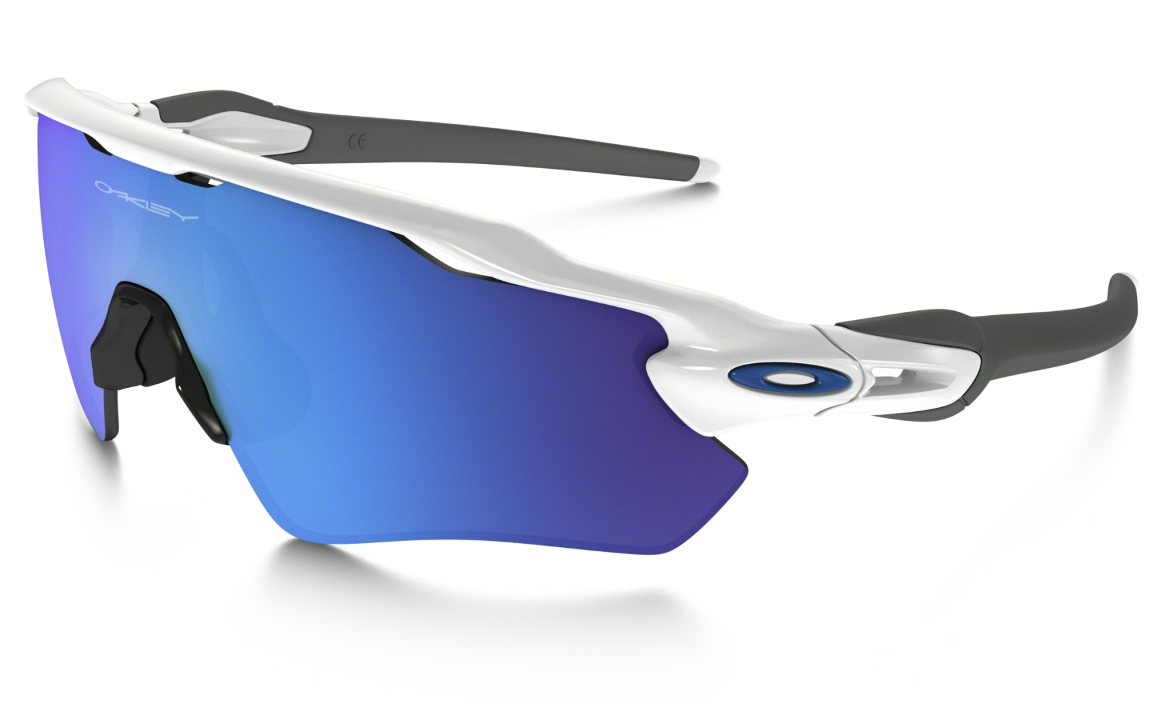 Oakley Radar Ev Path Polished White w/SaphIrd-30