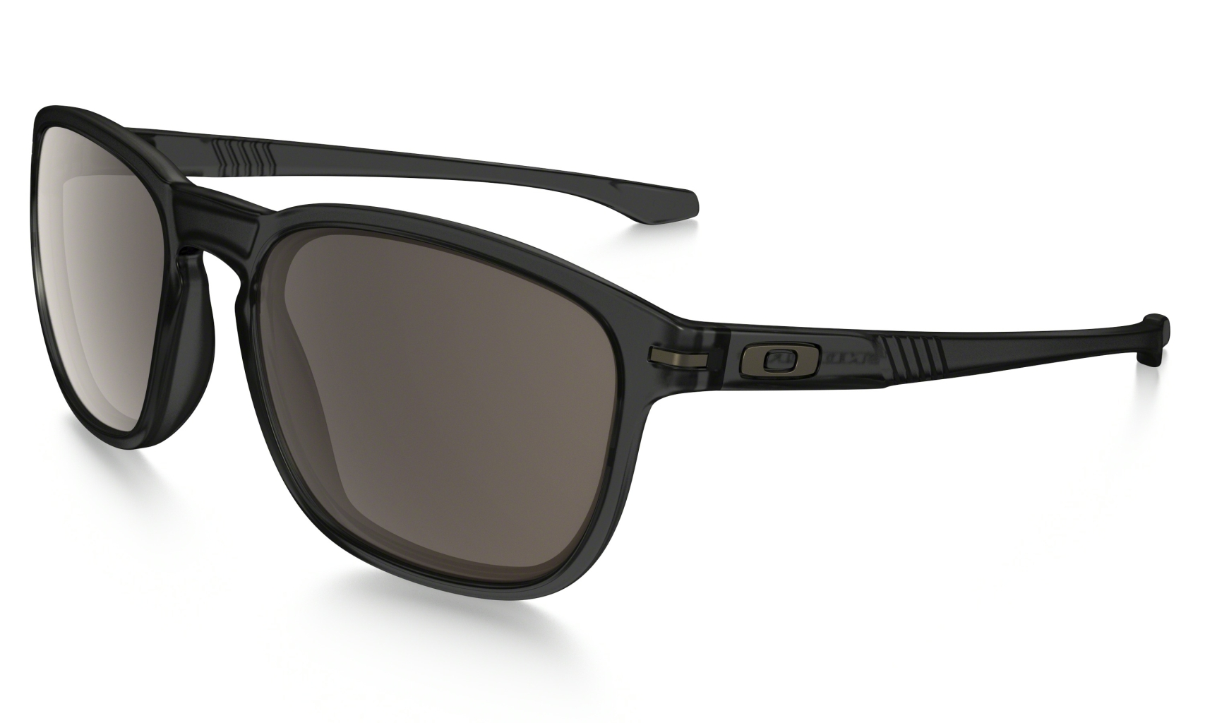 Oakley Enduro Matte Grey Smoke w/ Grey-30