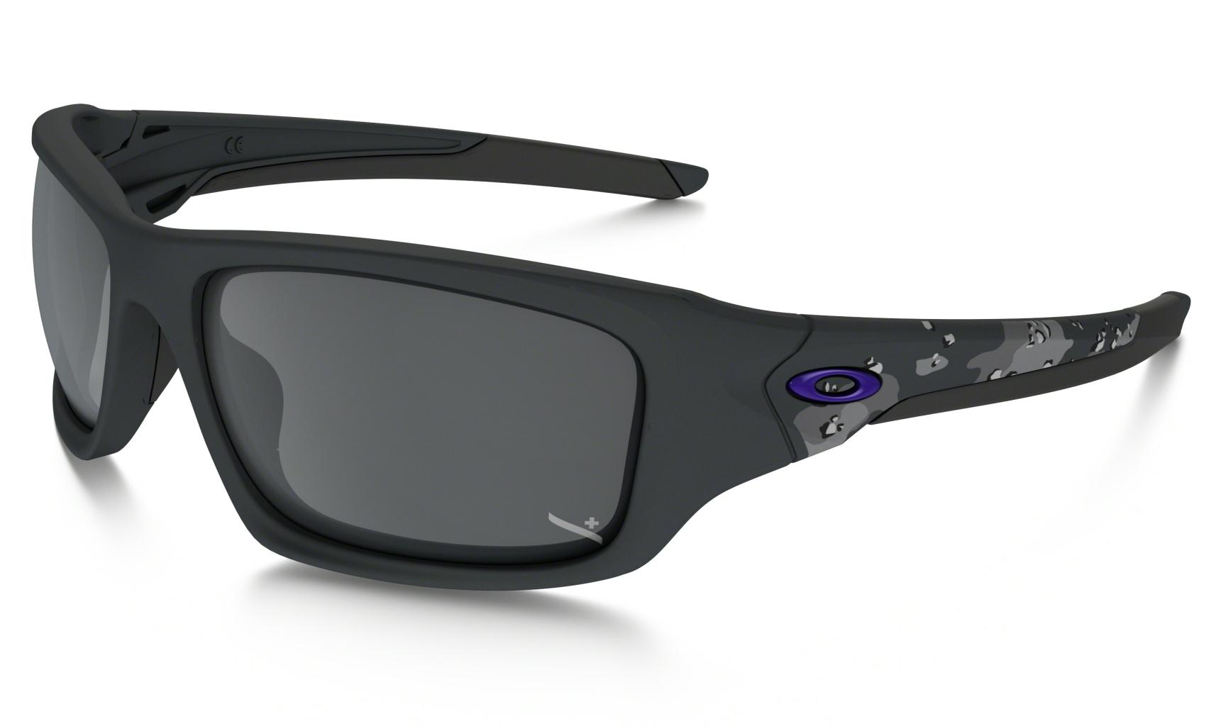Oakley Valve IH Matte Carbon Camo w/Black Irid-30