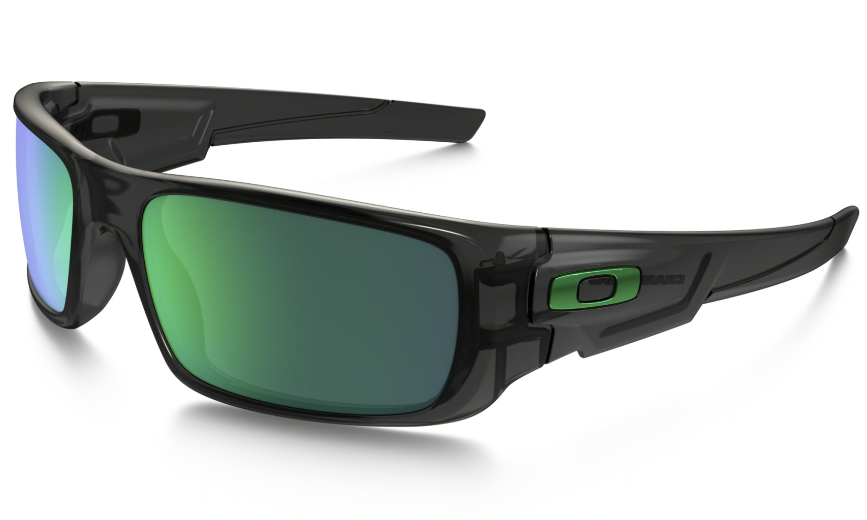 Oakley Crankshaft Black Ink w/ Jade Iridium-30