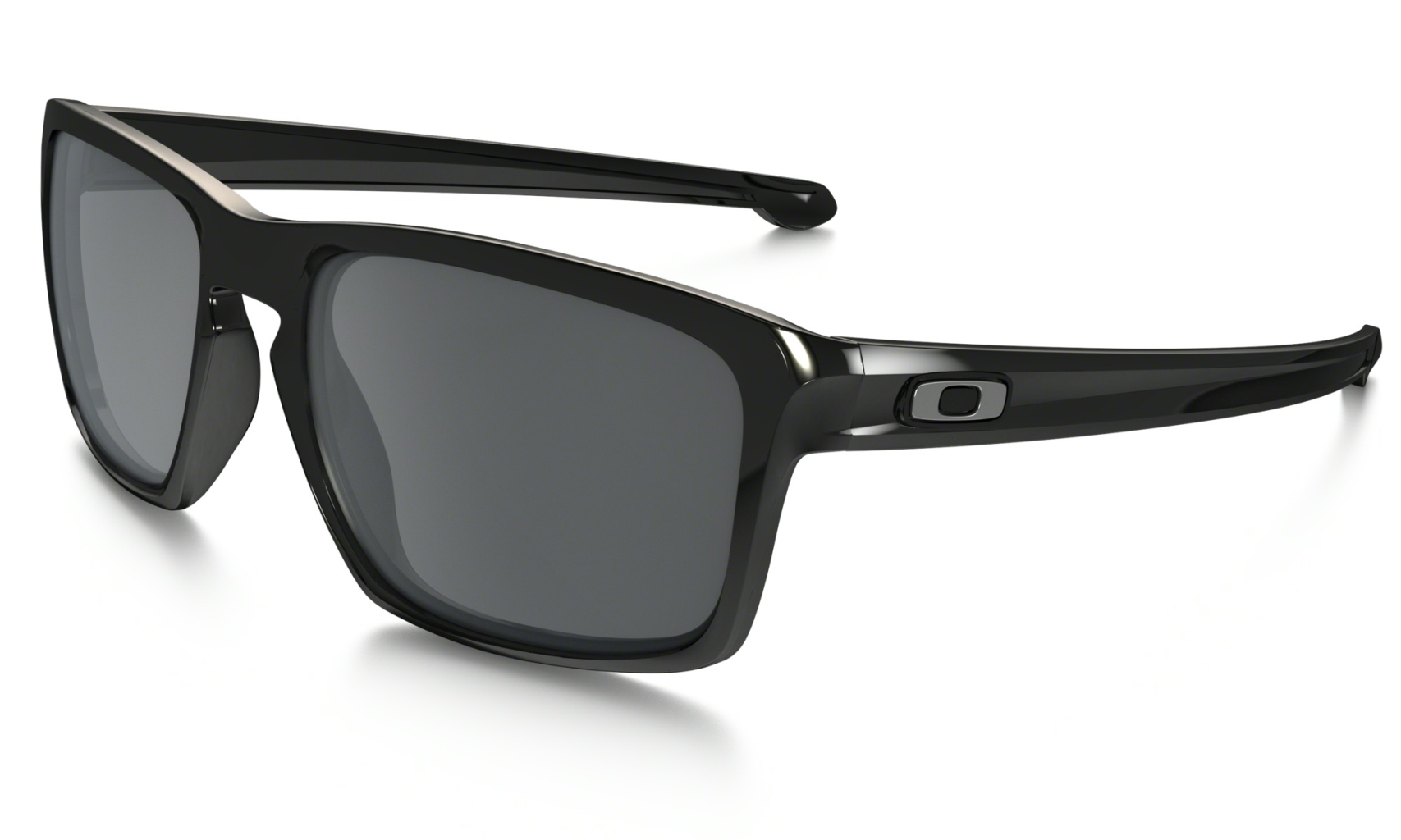 Oakley Sliver Polished Black w/ Black Iridium-30