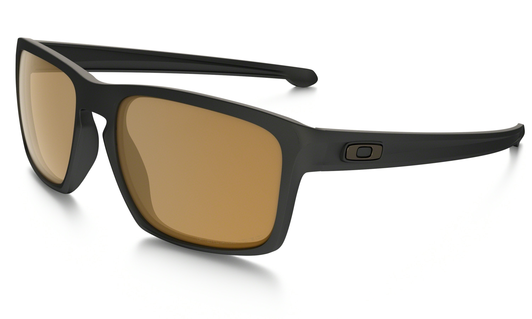 Oakley Sliver Matte Black w/ Bronze Polarized-30