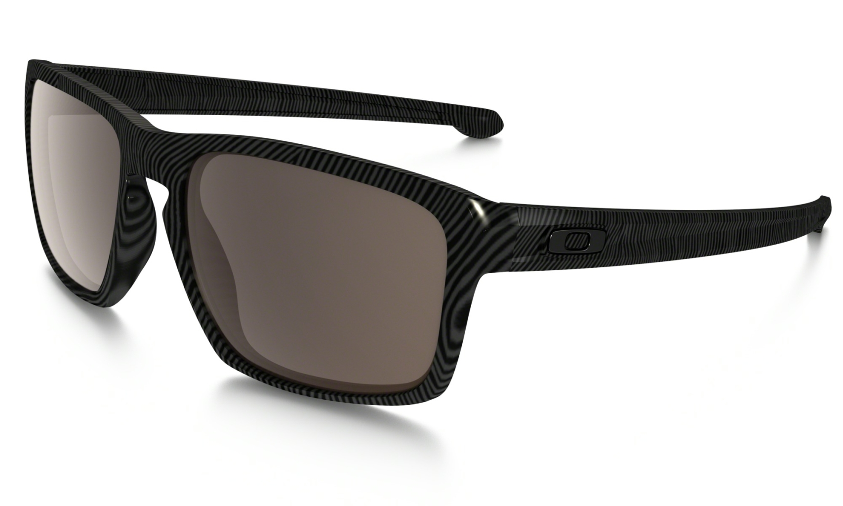 Oakley Sliver Fingerprint Dark Grey w/Warm Grey-30