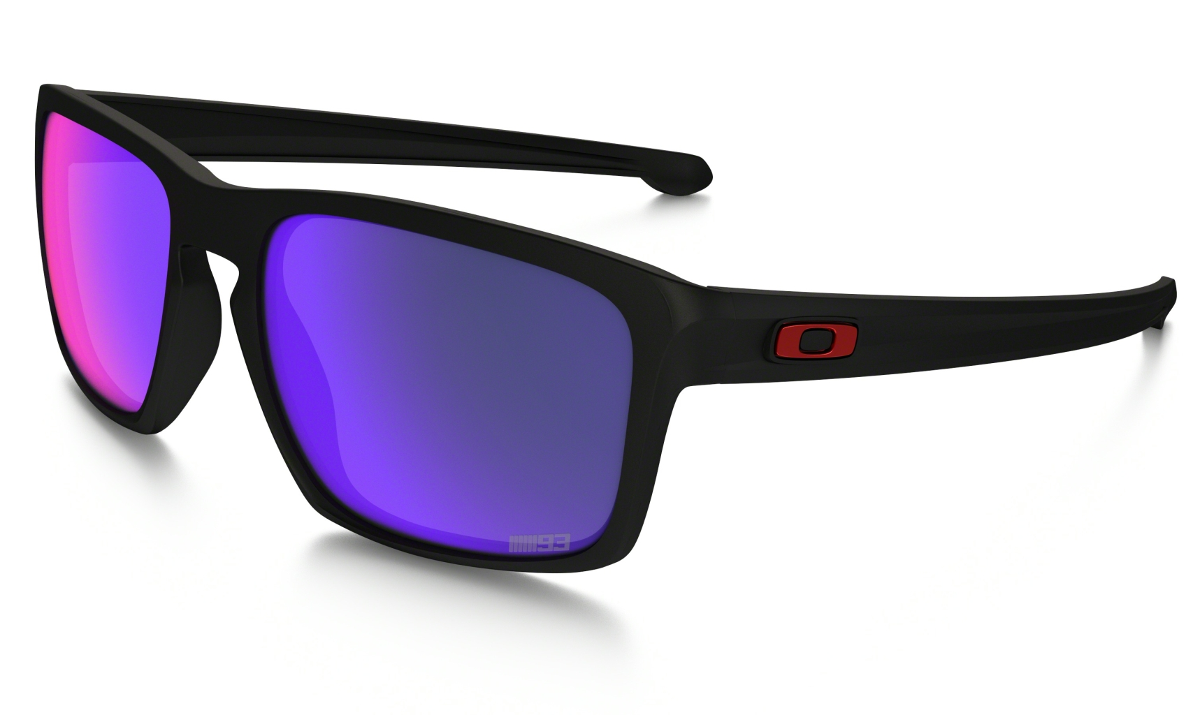 Oakley Sliver Matte Black MM w/+ Red Ird-30
