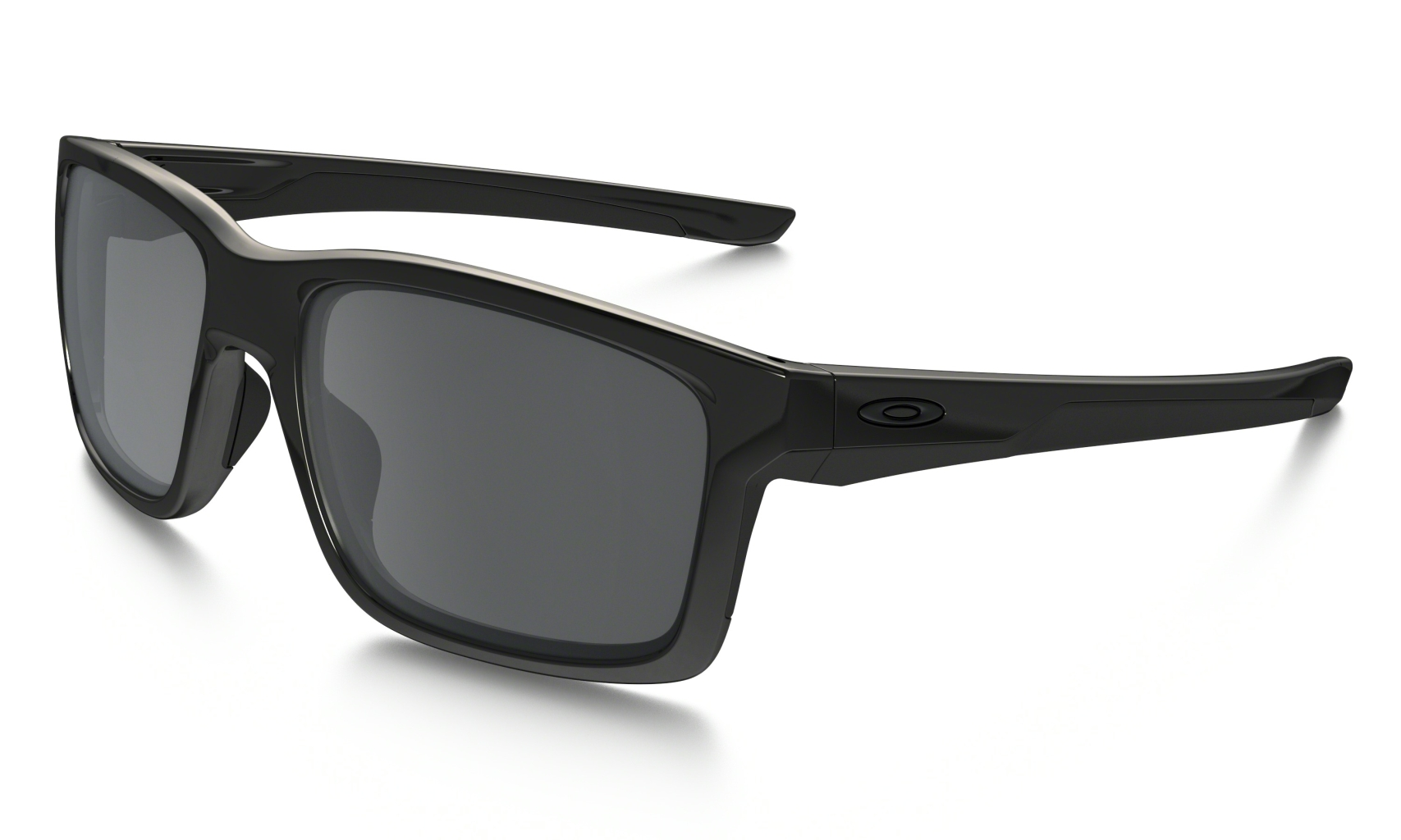 Oakley Mainlink Polished Black w/ Black Iridium-30