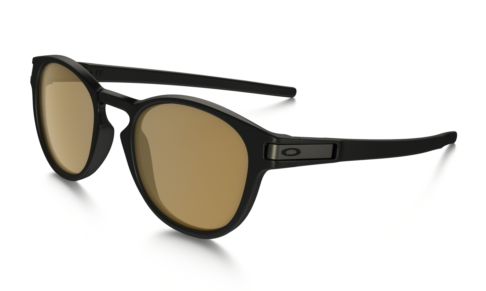 Oakley Latch Matte Black w/ Bronze Polarized-30