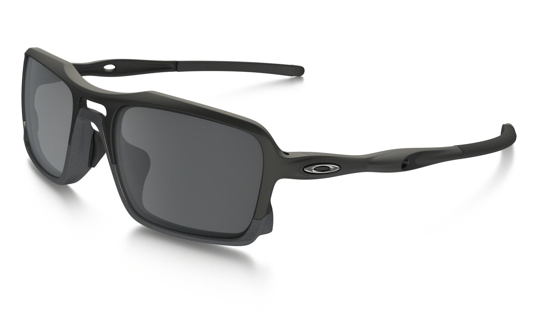 Oakley Triggerman Matte Black w/ Black Iridium-30