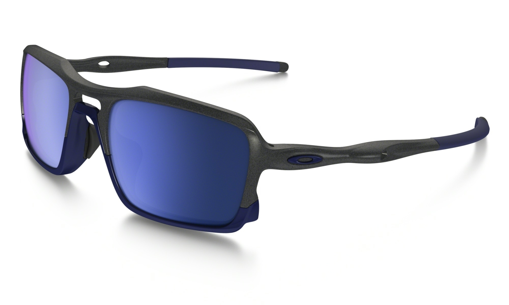 Oakley Triggerman Steel w/ Ice Iridium-30