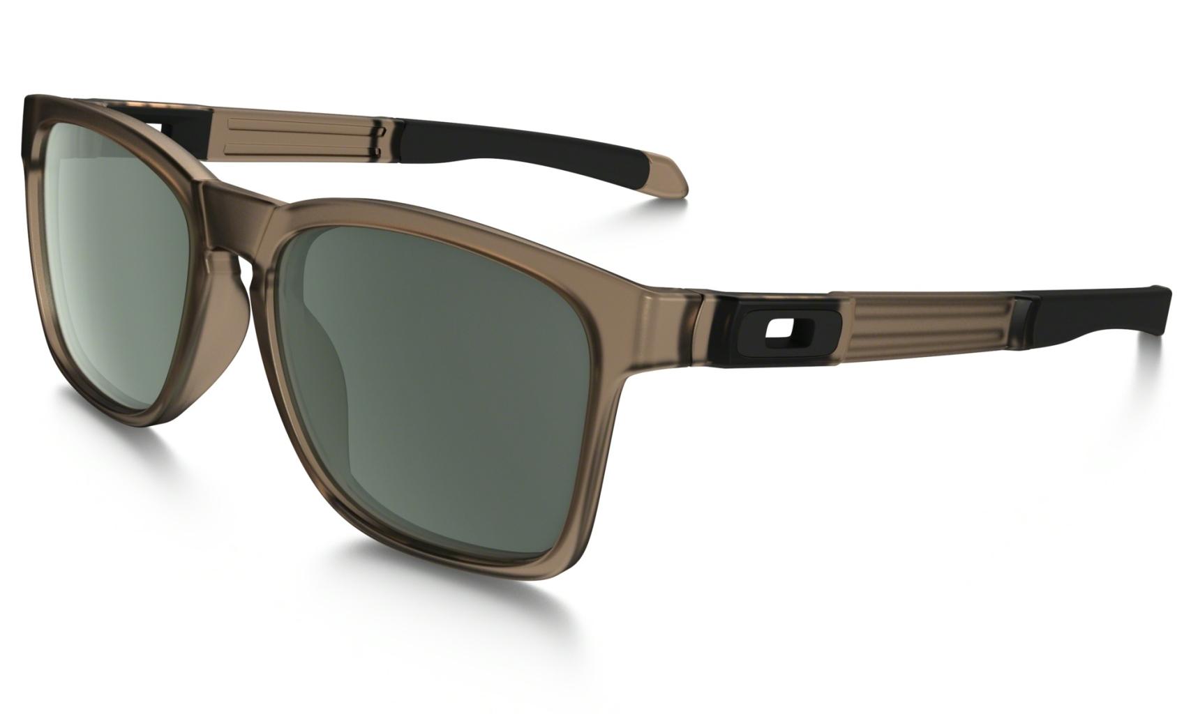 Oakley Catalyst Matte Sepia w/ Dark Grey-30