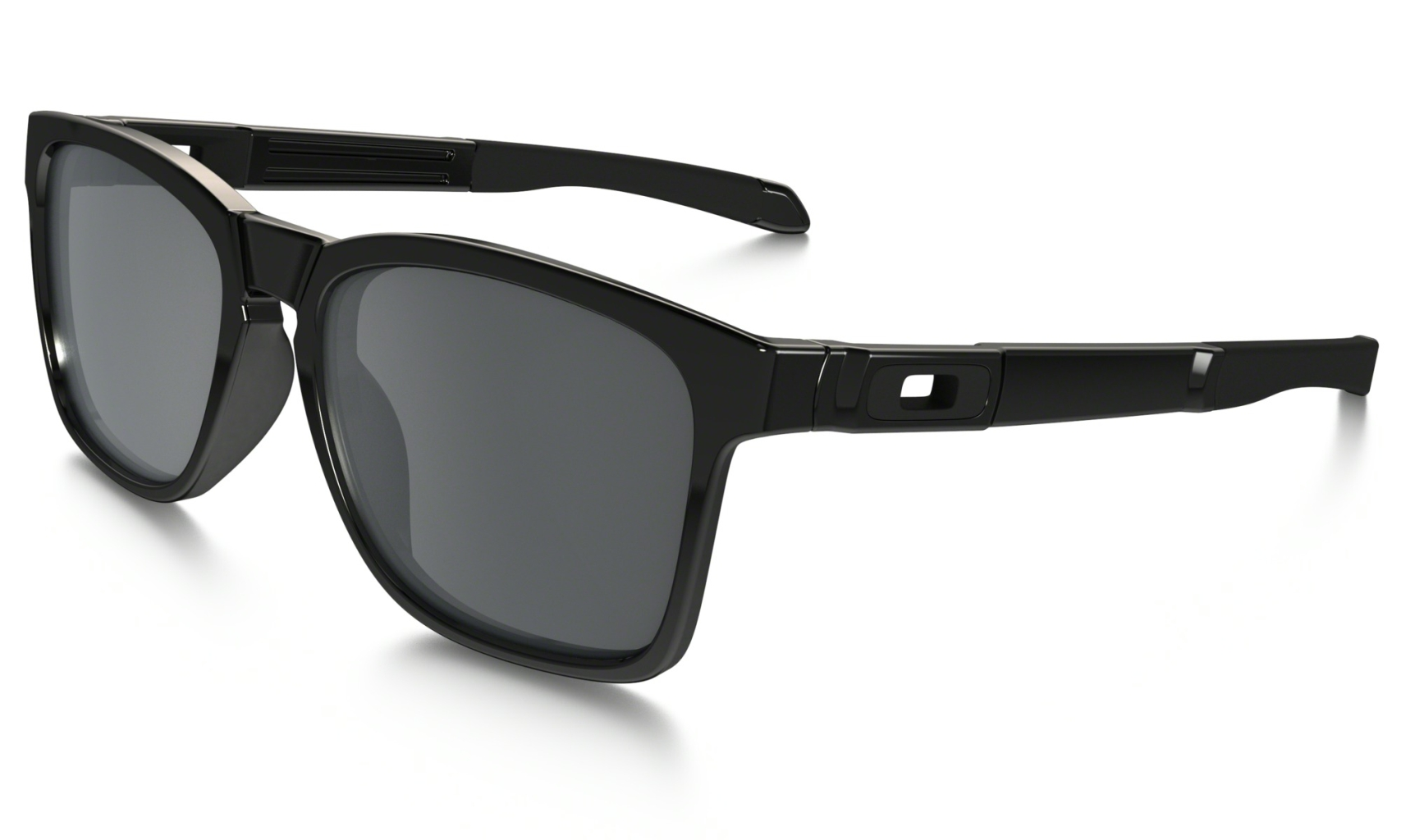 Oakley Catalyst Polished Black w/ Black Iridium-30