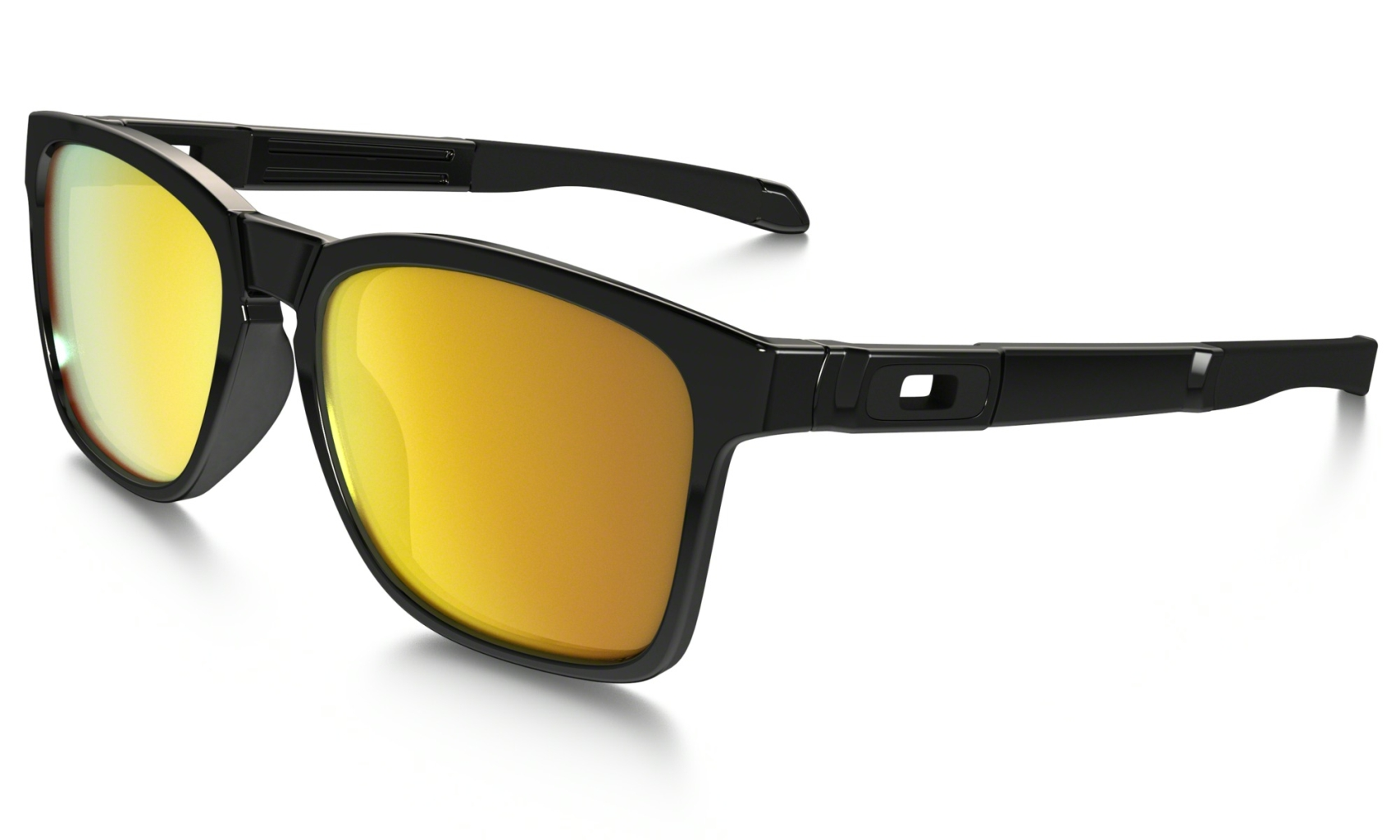 Oakley Catalyst Polished Black w/ 24K Iridium-30