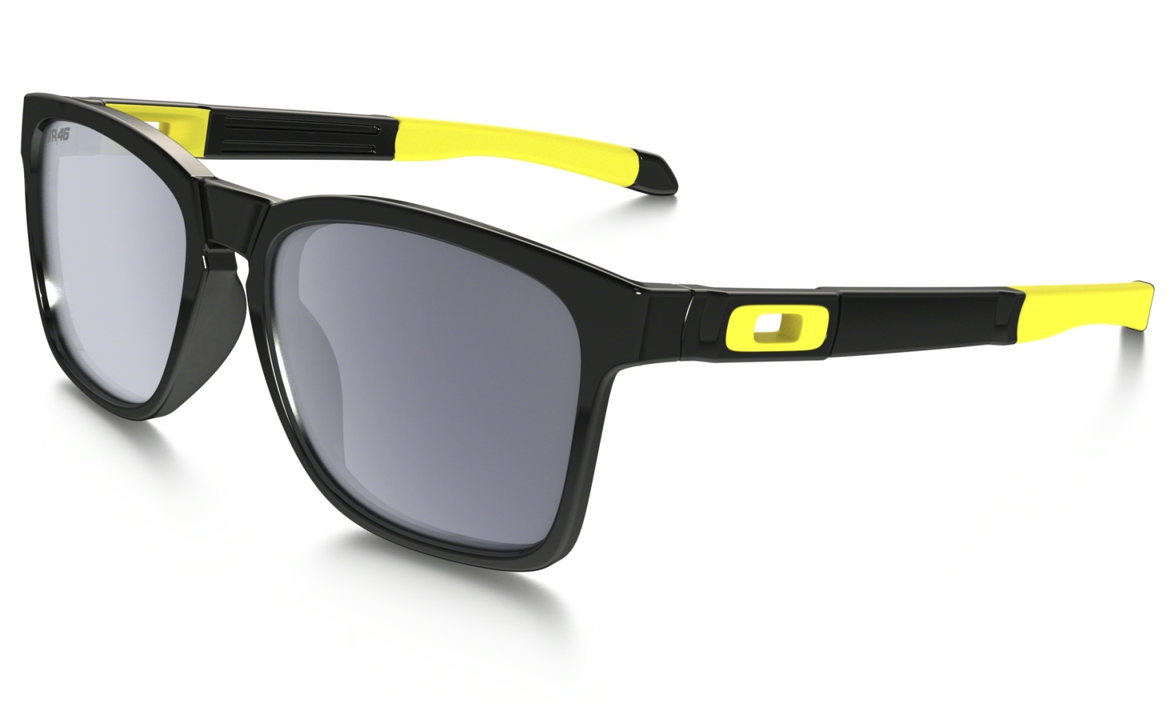 Oakley Catalyst VR46 Polished Black w/Grey-30