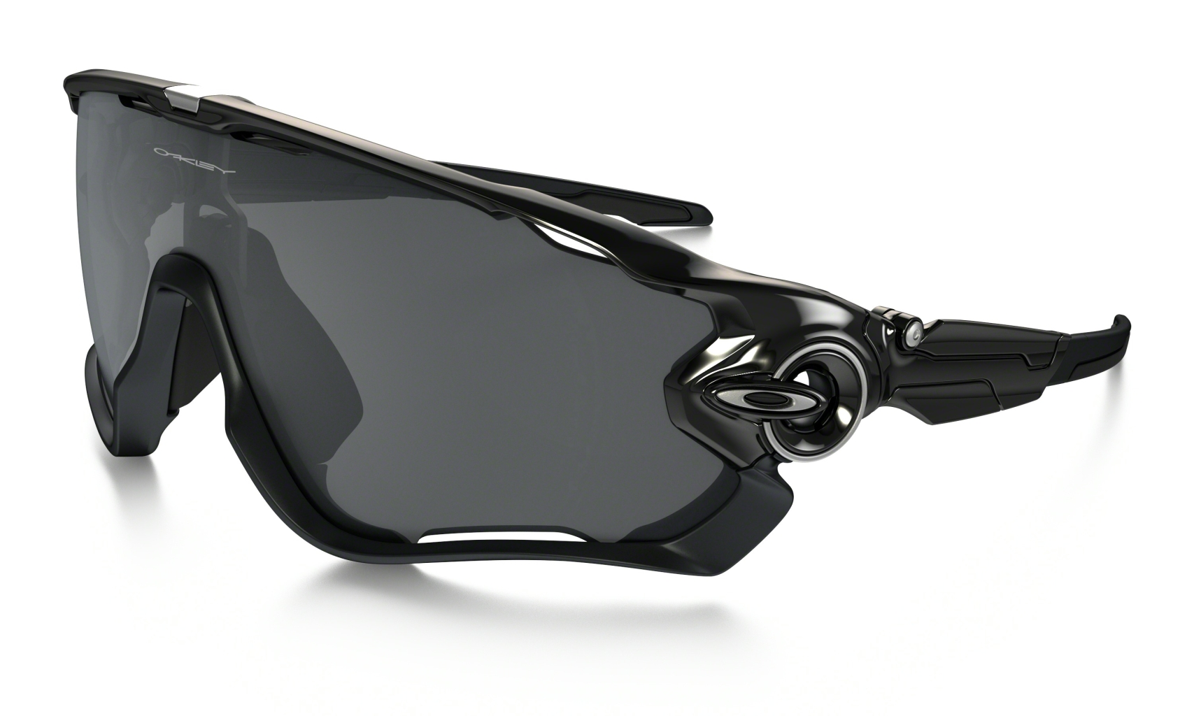 Oakley Jawbreaker Pol Black w/ Black Iridium-30