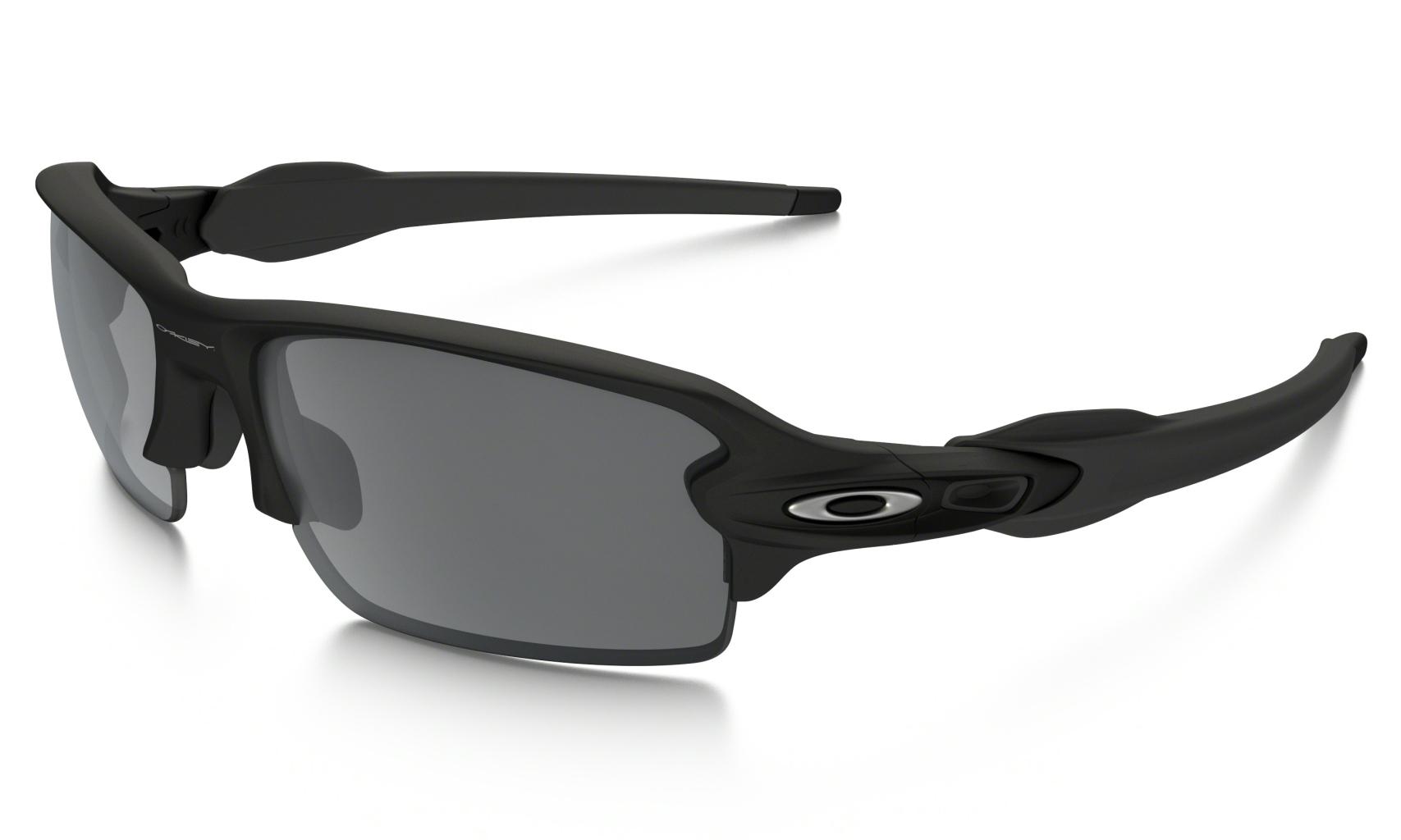 Oakley Flak 2.0 Matte Black w/ Black Iridium-30