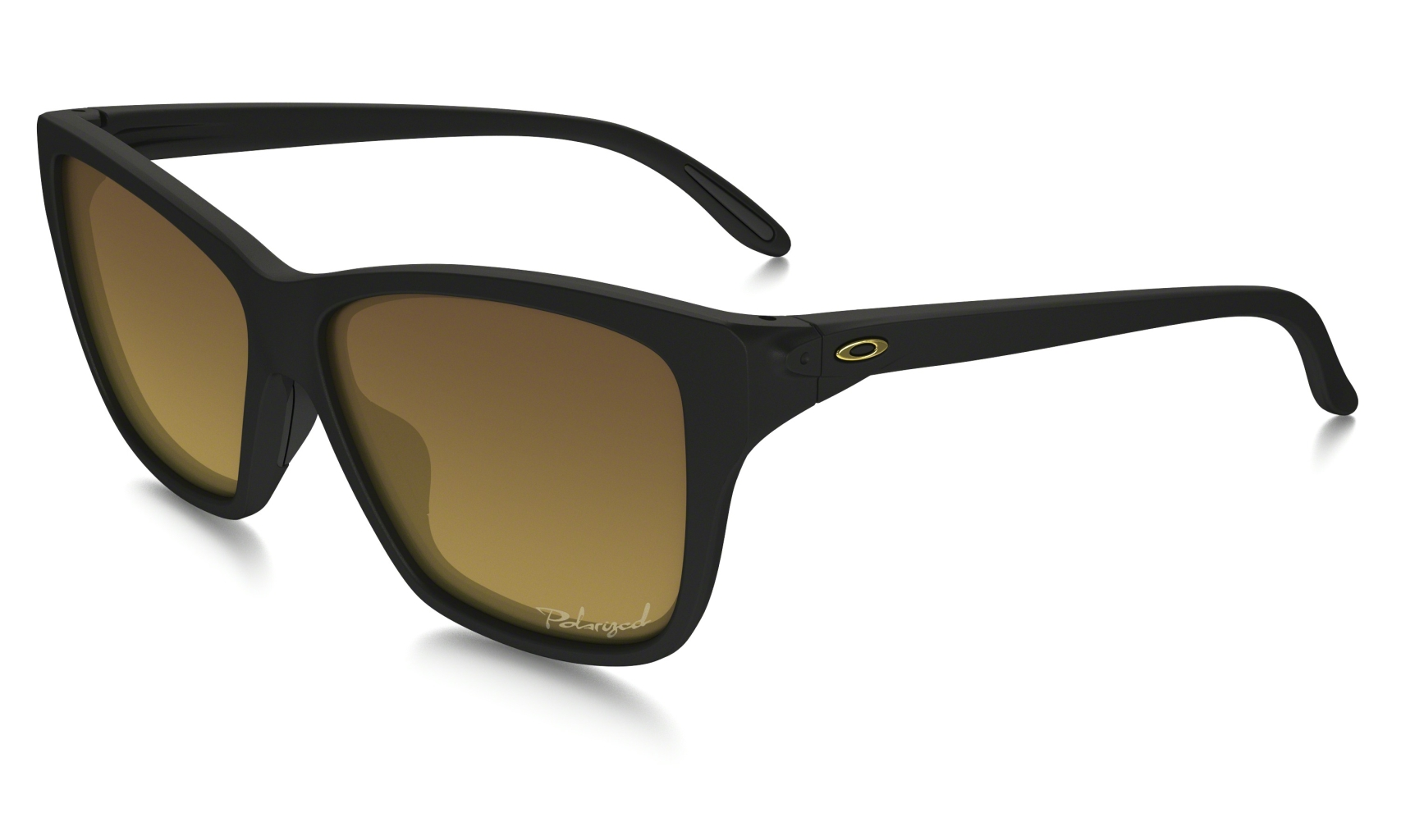 Oakley Hold On Matte Black w/Brown Grad Pol-30