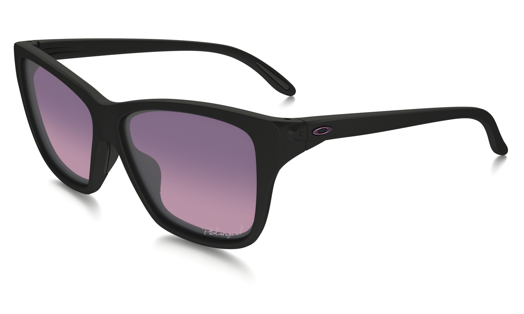Oakley Hold On Polished Black w/ Rose Grad Pol-30