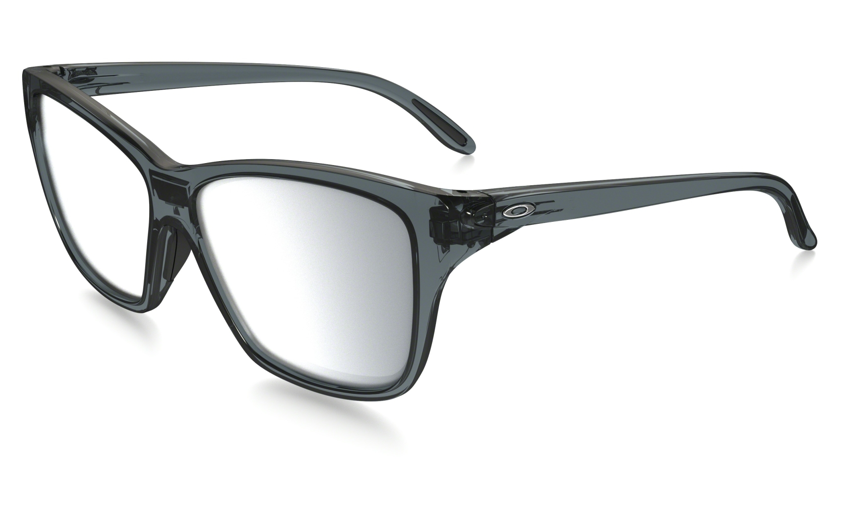 Oakley Hold On Crystal Black w/Chrome Iridium-30