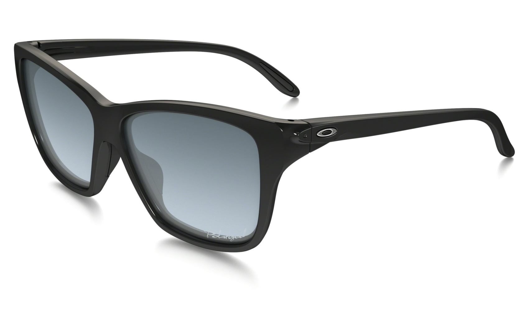 Oakley Hold On Pol Black w/Grey Gradient Pol-30