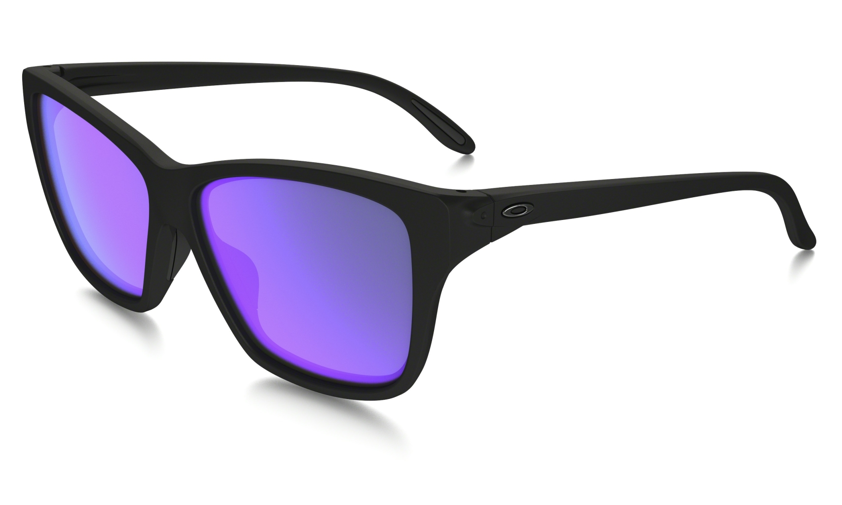 Oakley Hold On Matte Blk w/ Violet Iridium-30