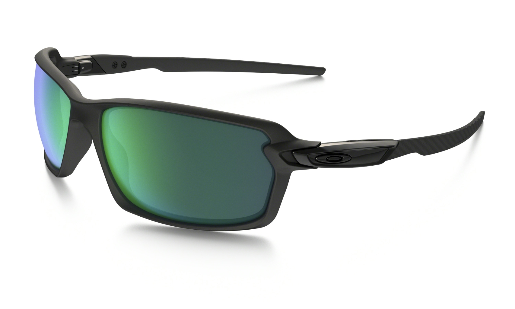 Oakley Carbon Shift Matte Black w/ Jade Iridium-30