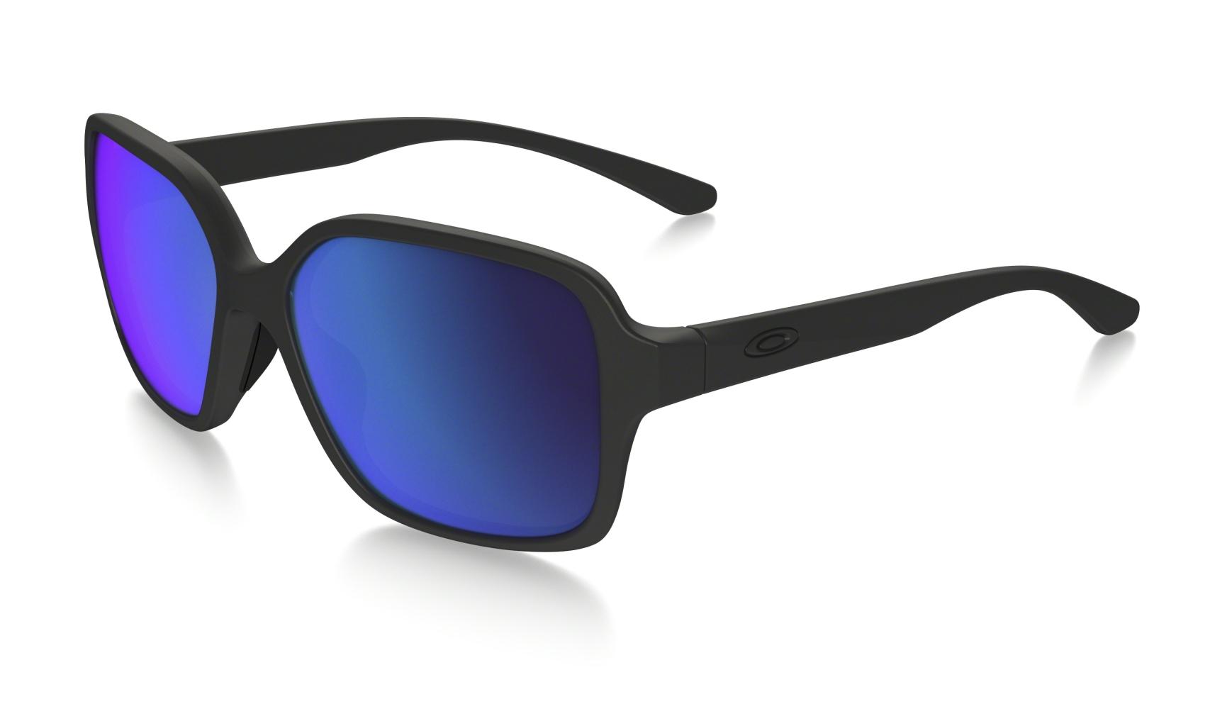 Oakley Proxy Pol Matte black w/ Sapphire Iridium-30