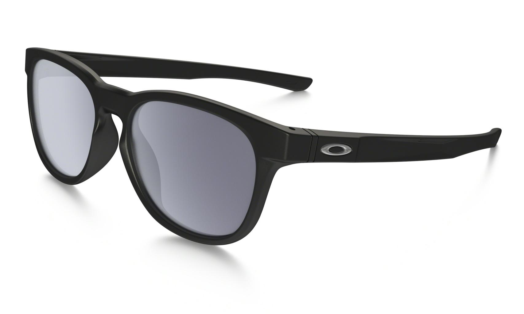 Oakley Stringer Matte Black w/ Grey-30