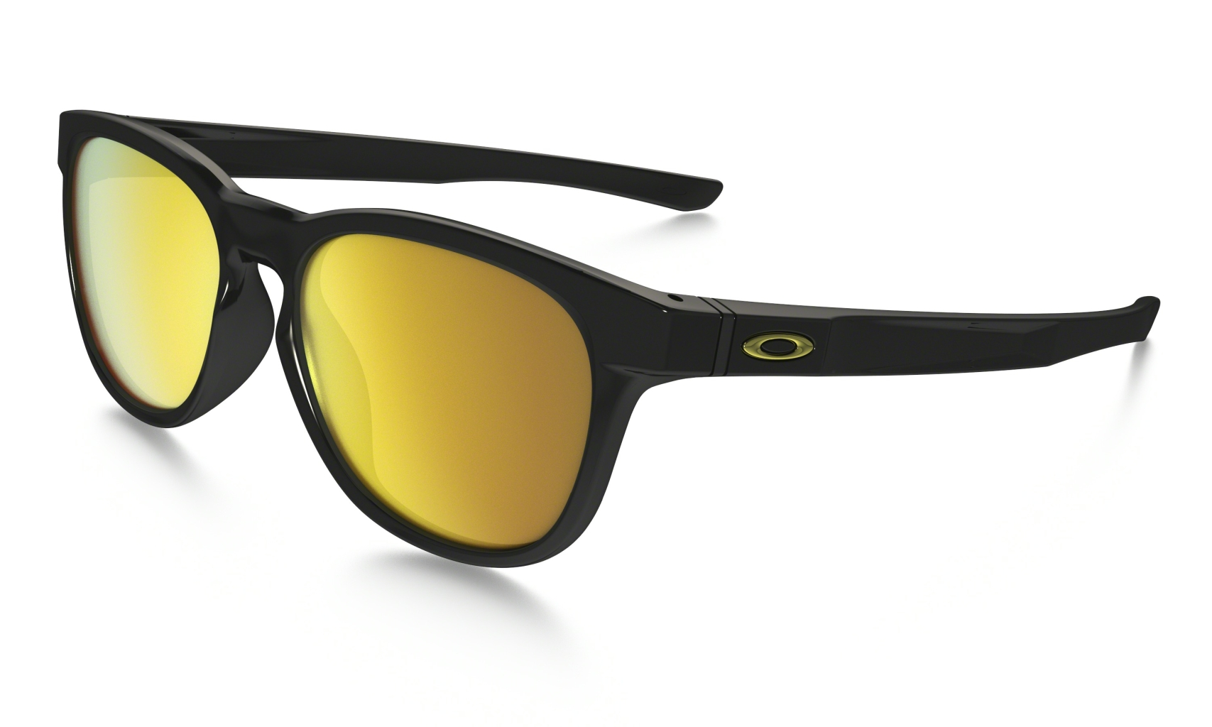 Oakley Stringer Polished Black w/ 24K Iridium-30