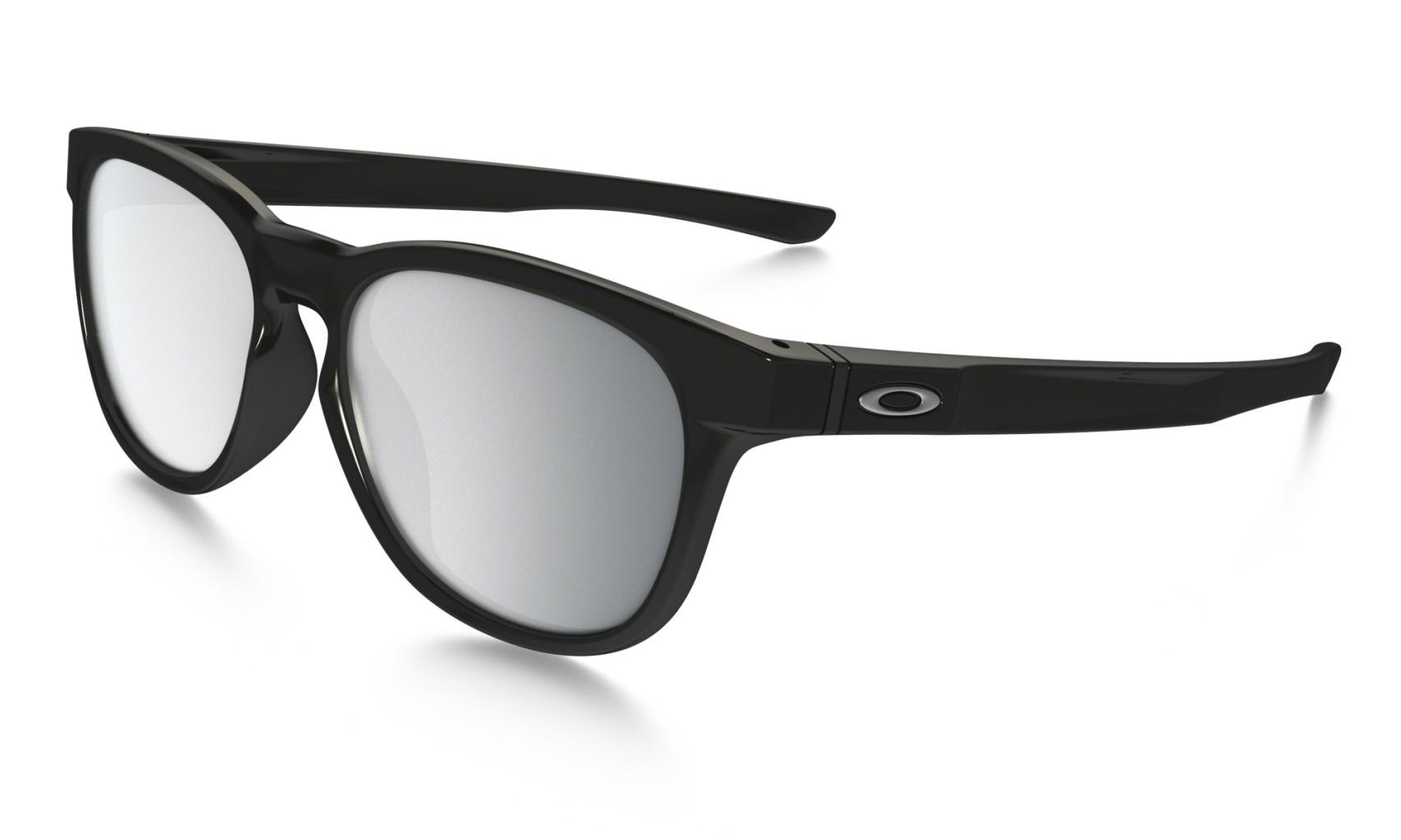 Oakley Stringer PlshdBlack w/ Chrome Irid-30