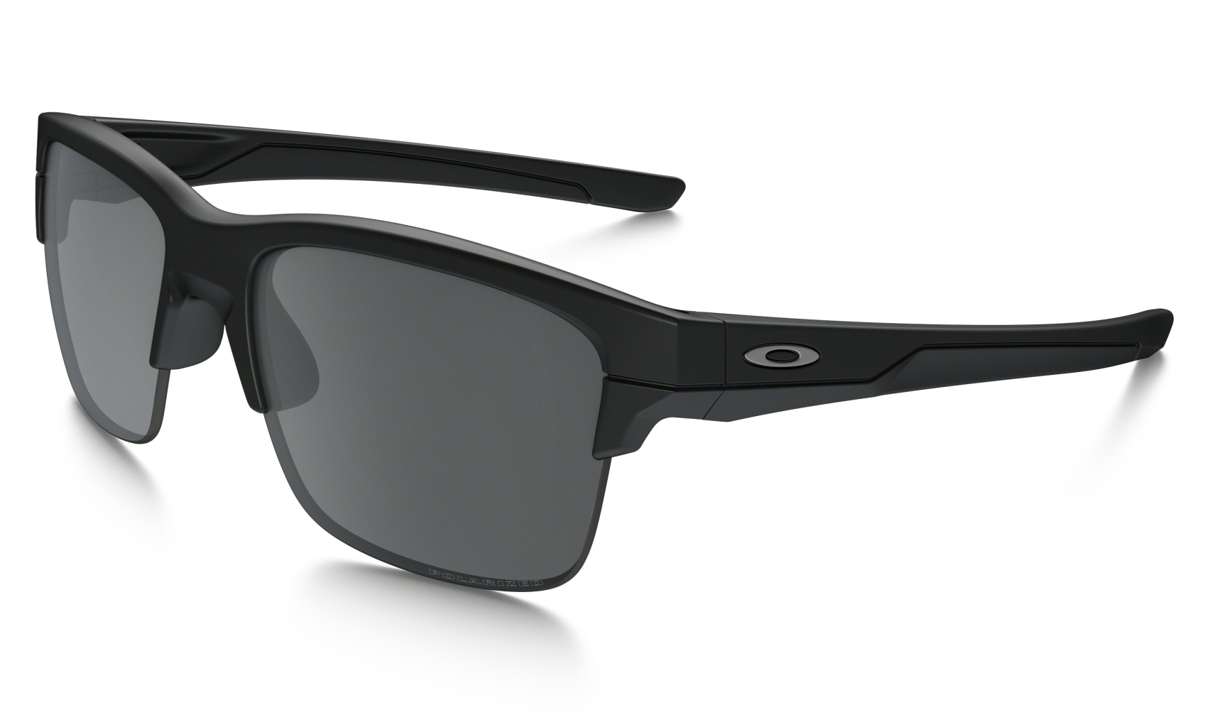 Oakley Thinlink MatteBlack w/Black Ird Polar-30