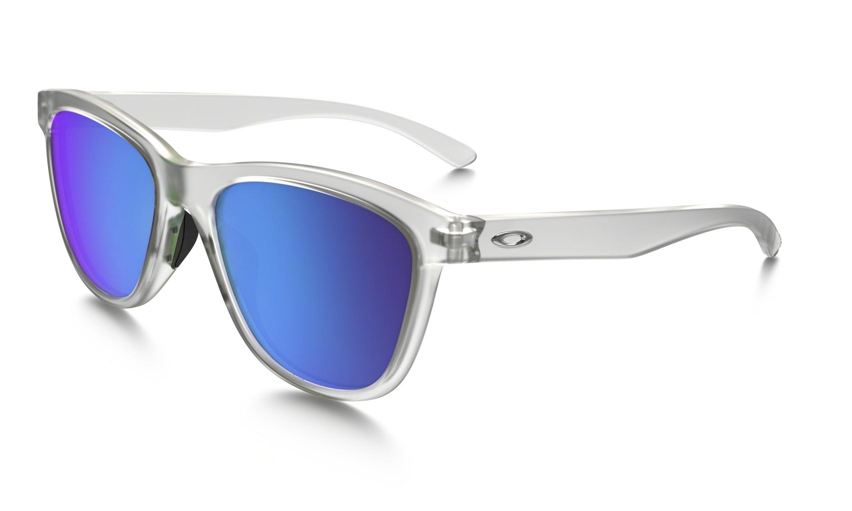 Oakley Moonlighter Pol Clear w/ Sapphire Ird?-30